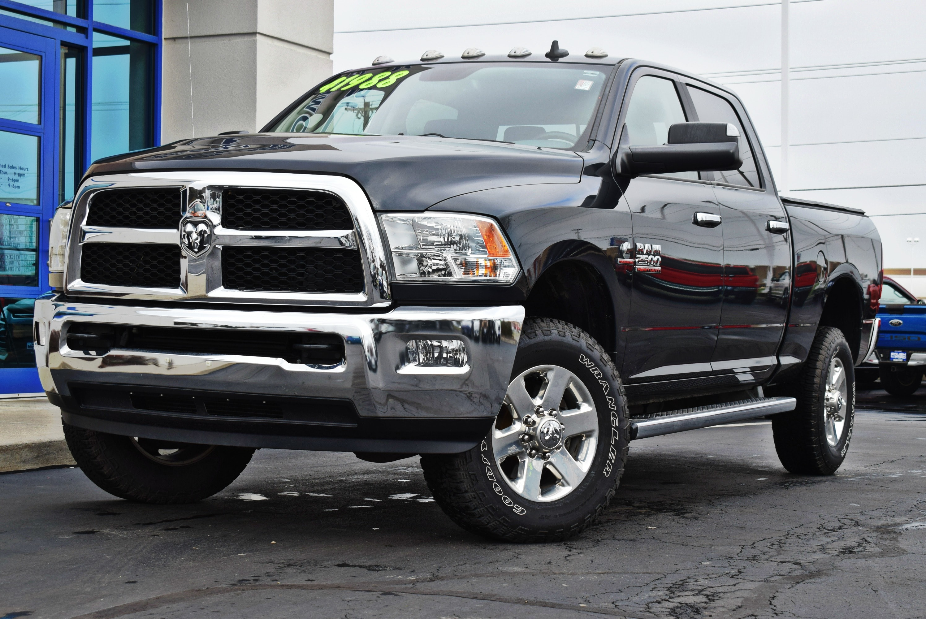 2015 Ram 2500 Crew Cab 4x4,  Pickup #T18566A - photo 5