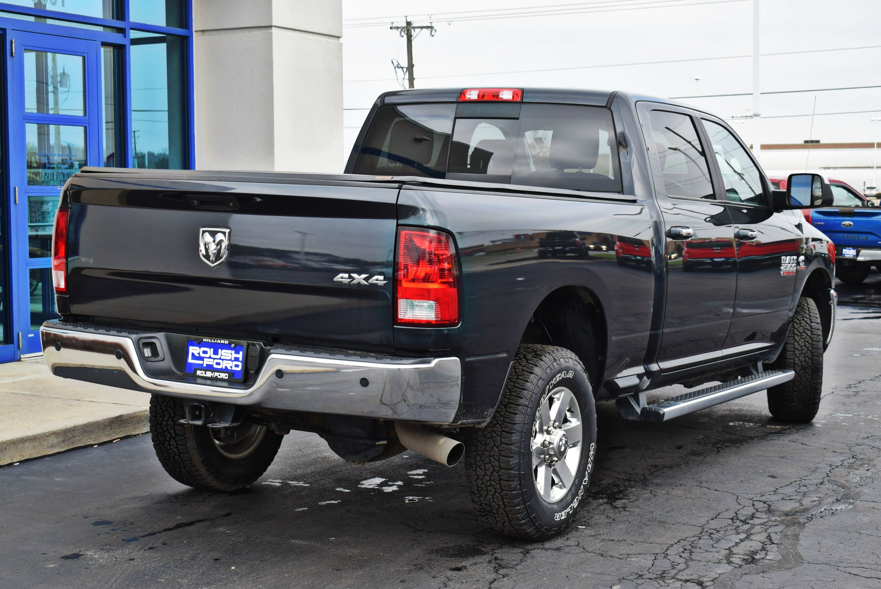 2015 Ram 2500 Crew Cab 4x4,  Pickup #T18566A - photo 2