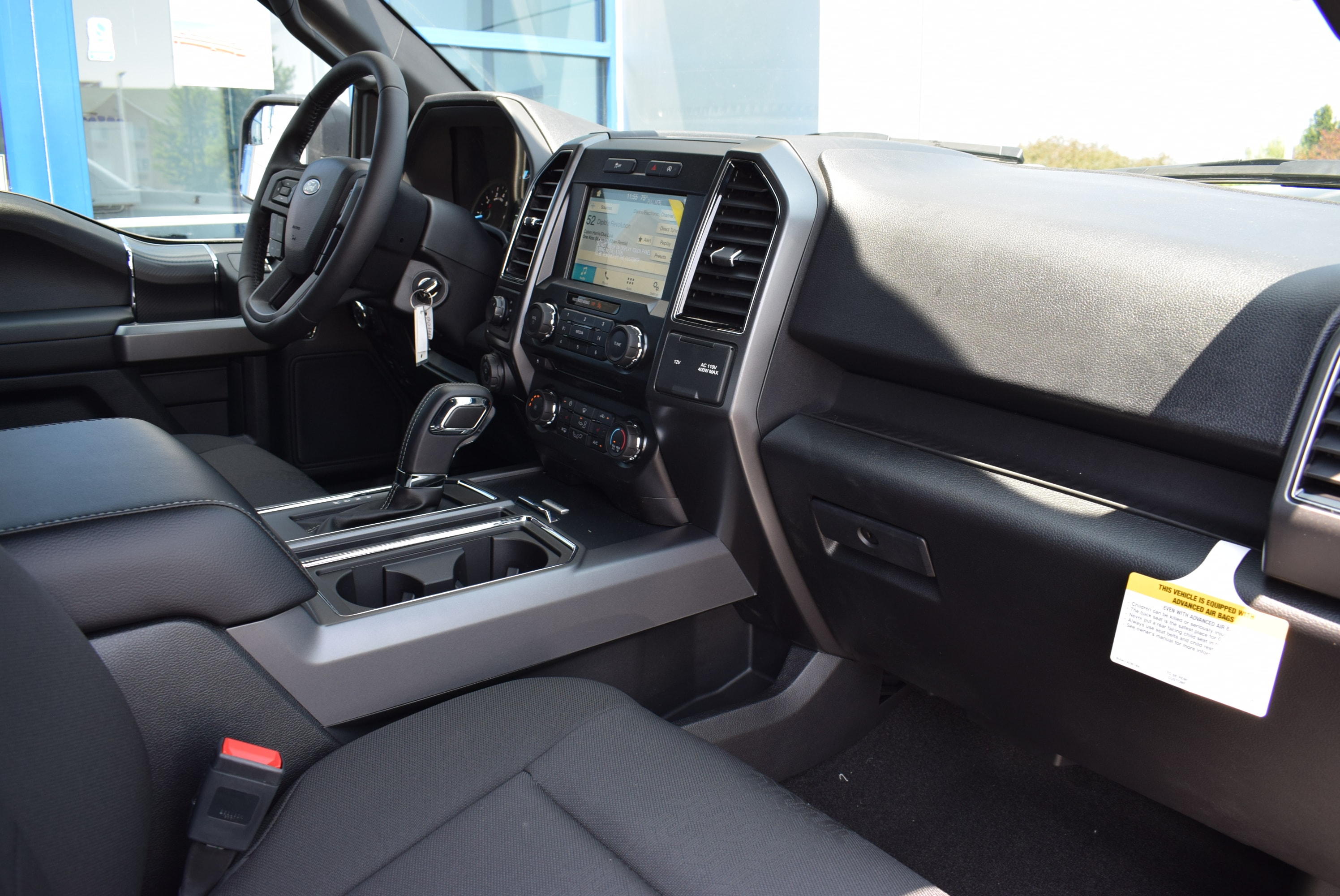 2018 F-150 SuperCrew Cab 4x4,  Pickup #T18615 - photo 19