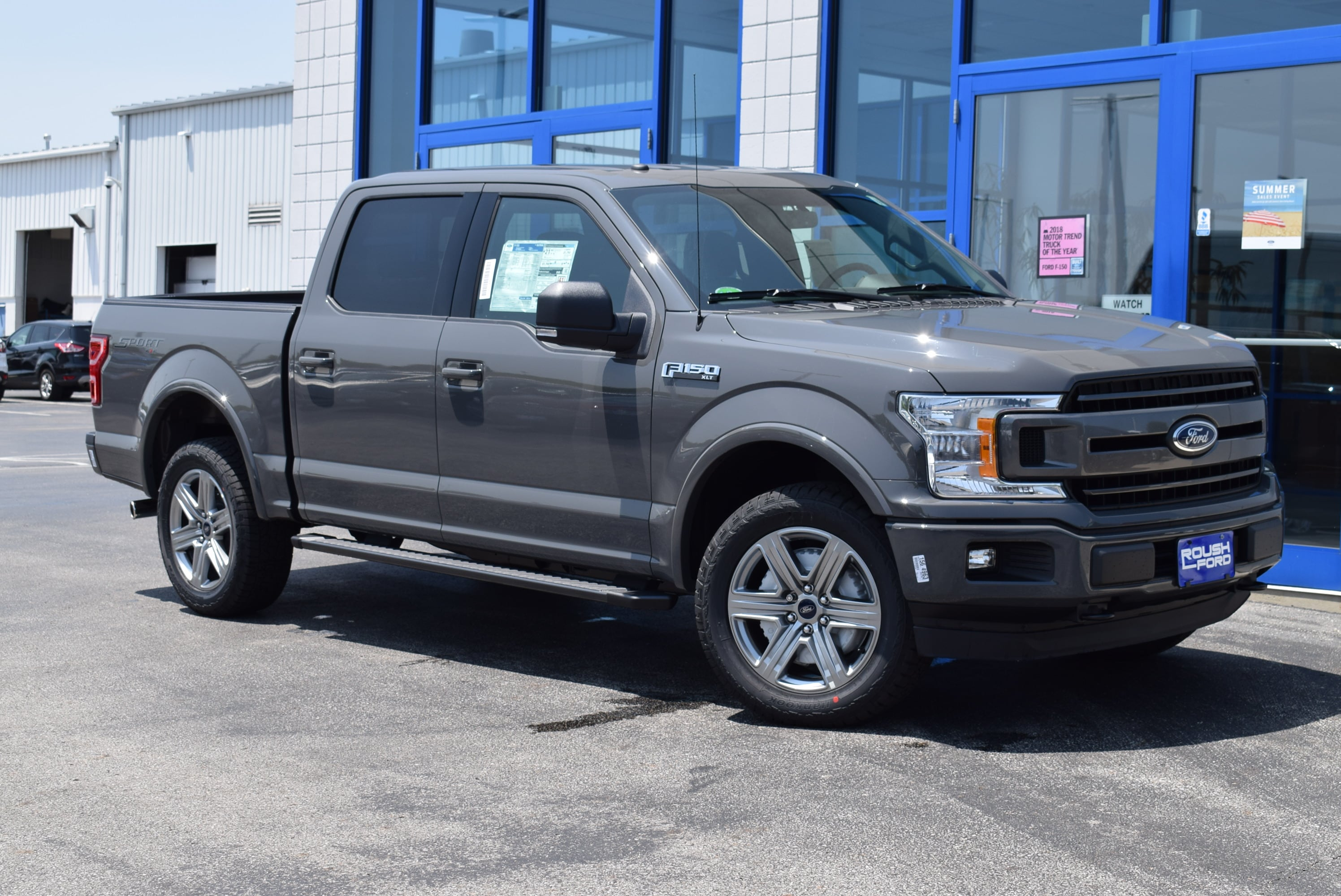 2018 F-150 SuperCrew Cab 4x4,  Pickup #T18615 - photo 3