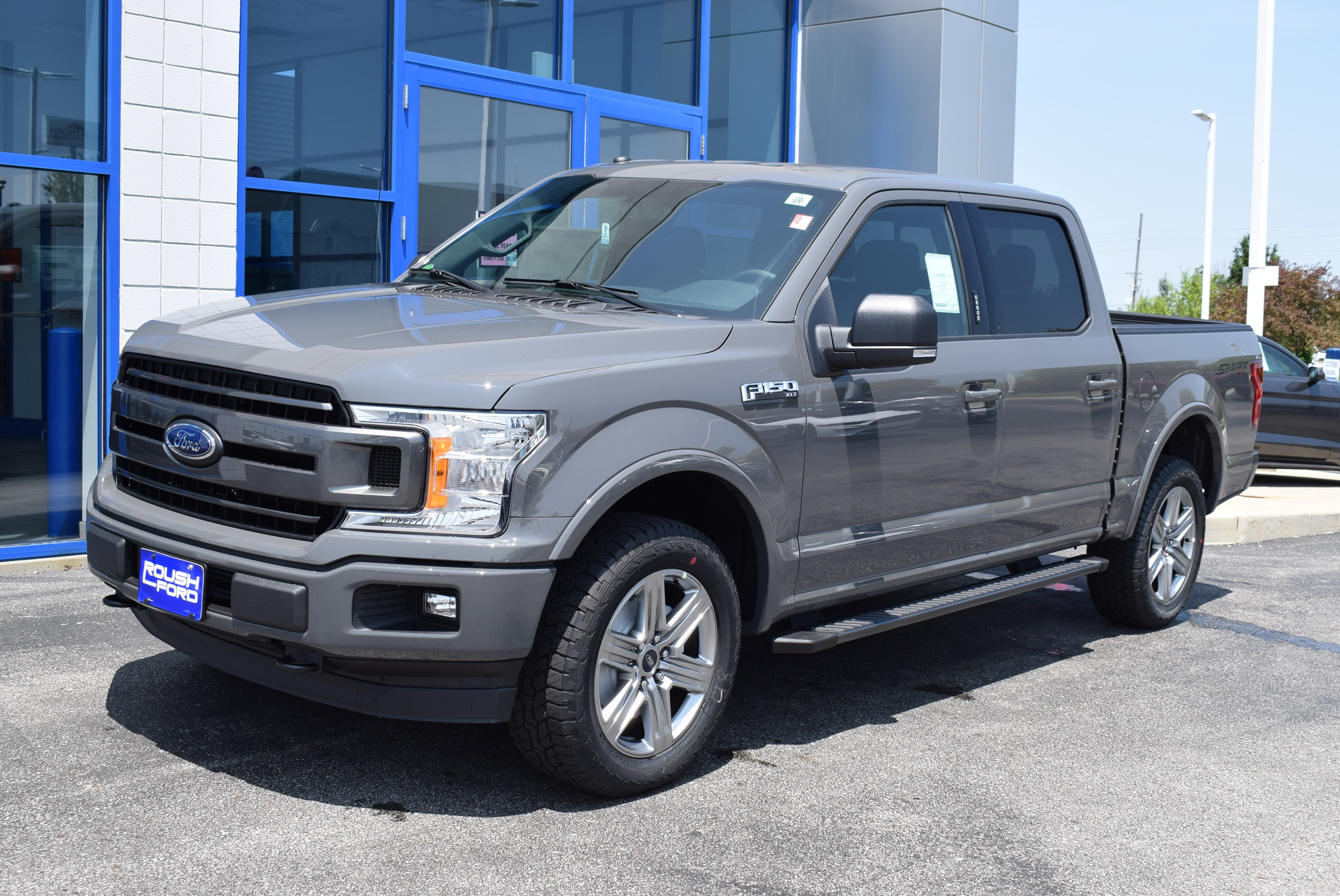 2018 F-150 SuperCrew Cab 4x4,  Pickup #T18615 - photo 5