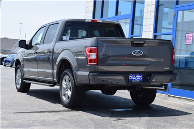 2018 F-150 SuperCrew Cab 4x4,  Pickup #T18615 - photo 9