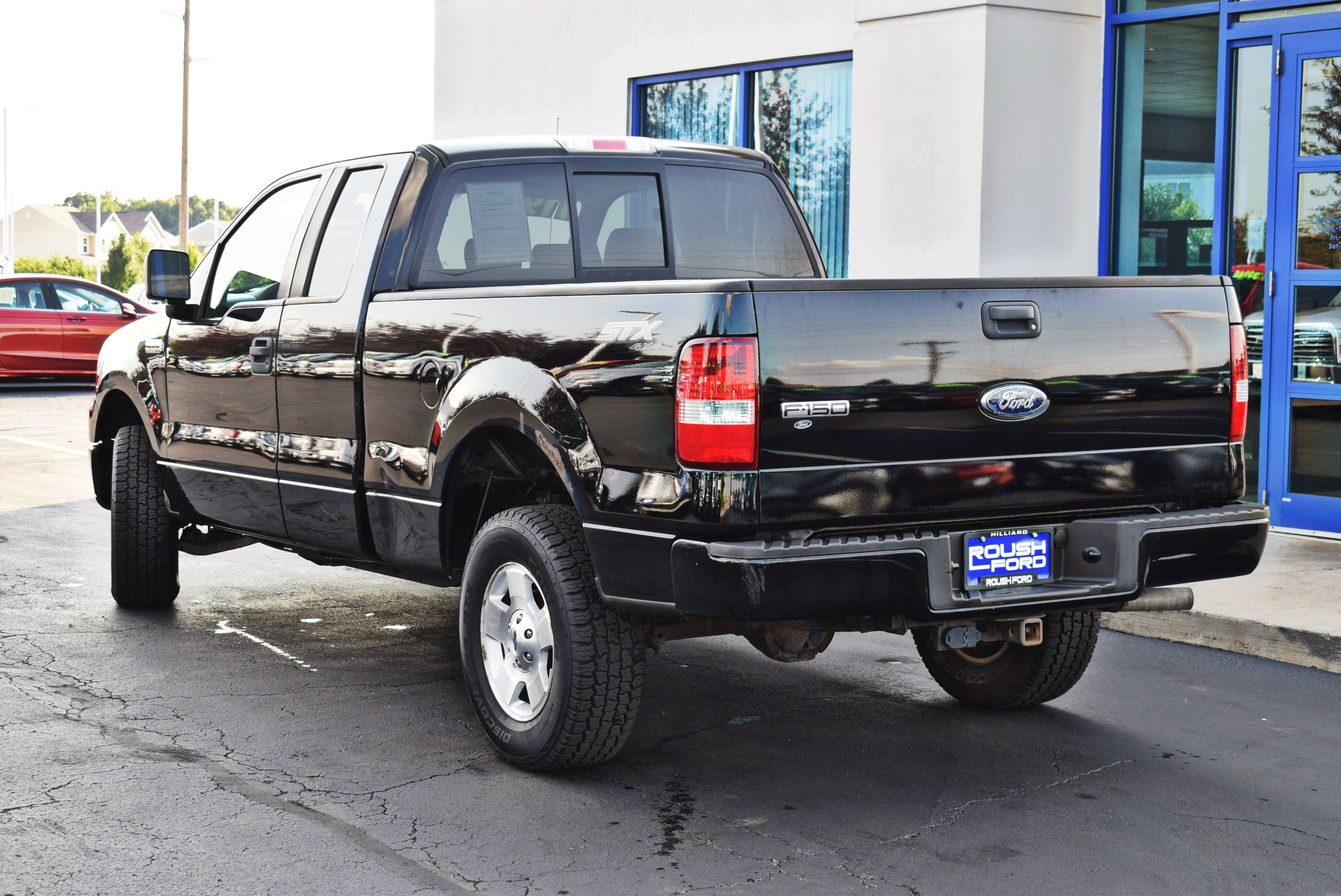 2008 F-150 Super Cab 4x4,  Pickup #T18752A - photo 9