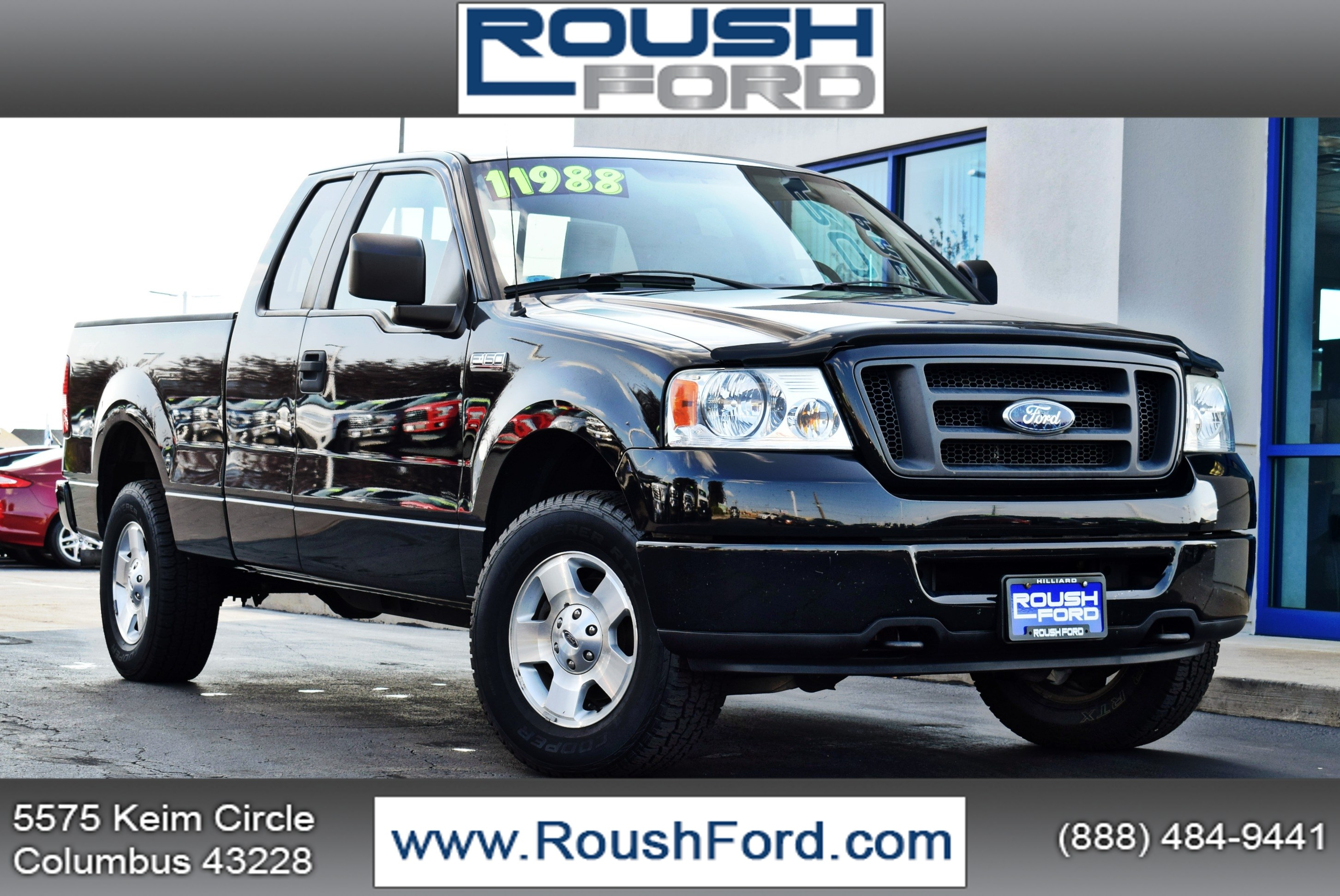 2008 F-150 Super Cab 4x4,  Pickup #T18752A - photo 1