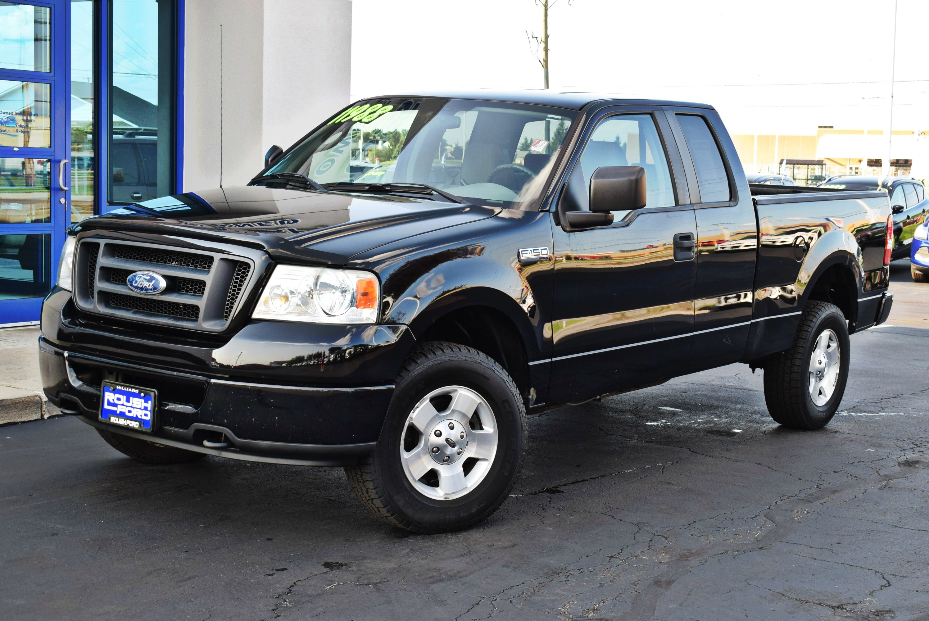 2008 F-150 Super Cab 4x4,  Pickup #T18752A - photo 5