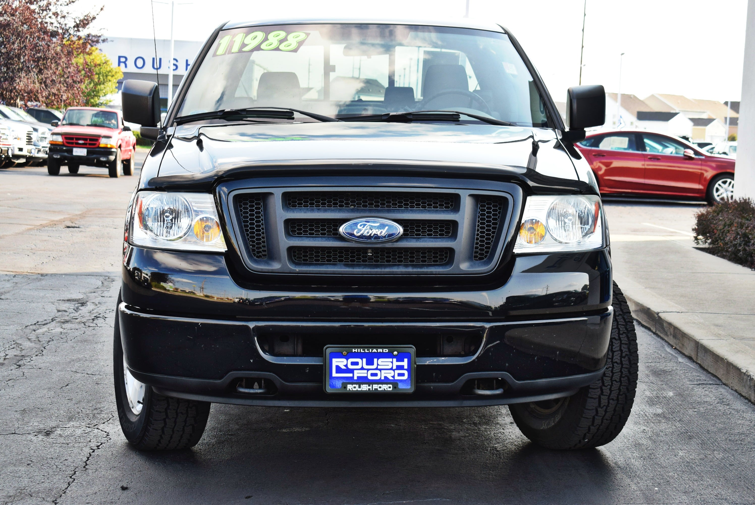 2008 F-150 Super Cab 4x4,  Pickup #T18752A - photo 6