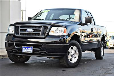 2008 F-150 Super Cab 4x4,  Pickup #T18752A - photo 4