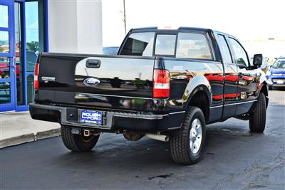 2008 F-150 Super Cab 4x4,  Pickup #T18752A - photo 2