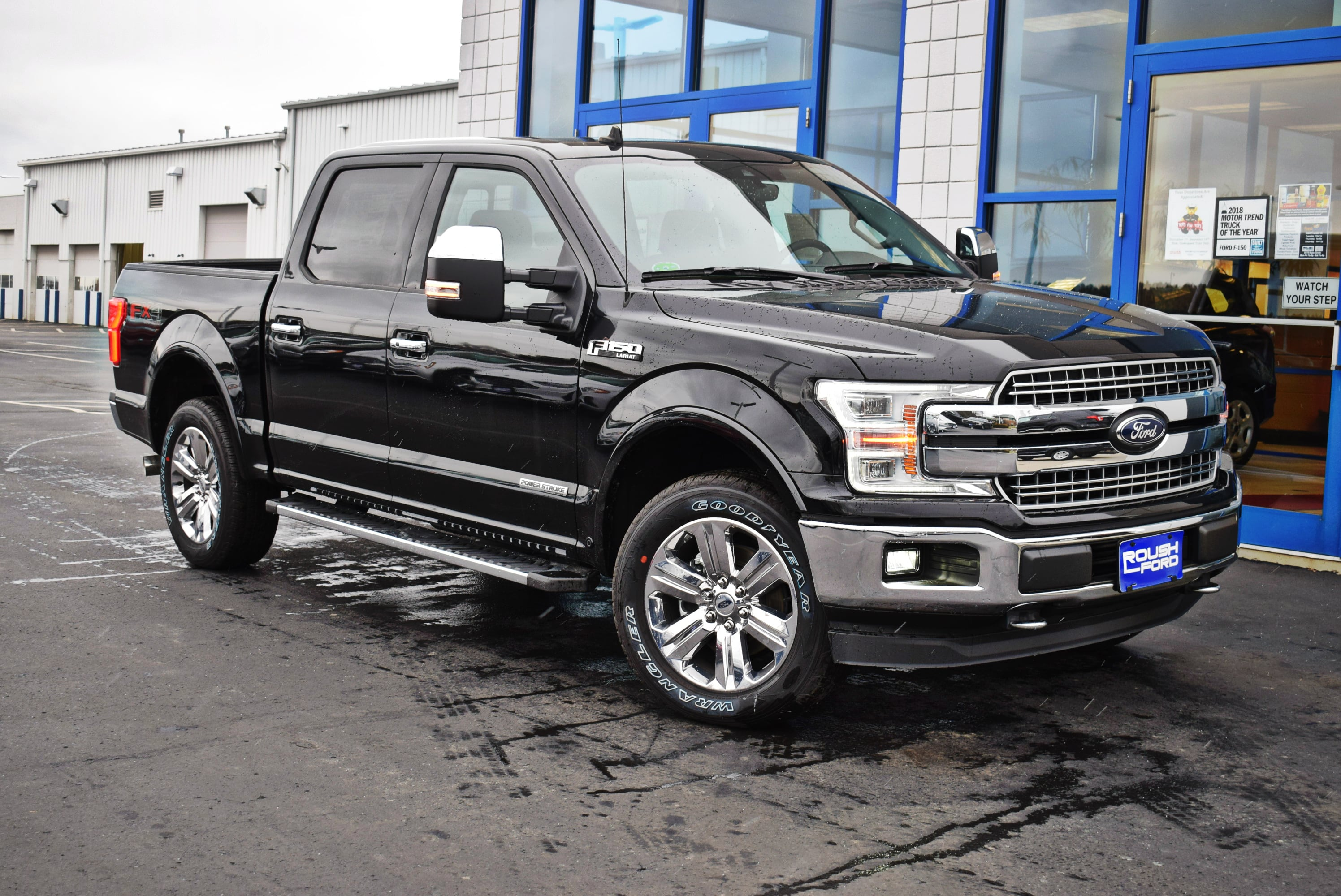 2018 F-150 SuperCrew Cab 4x4,  Pickup #T18783 - photo 3