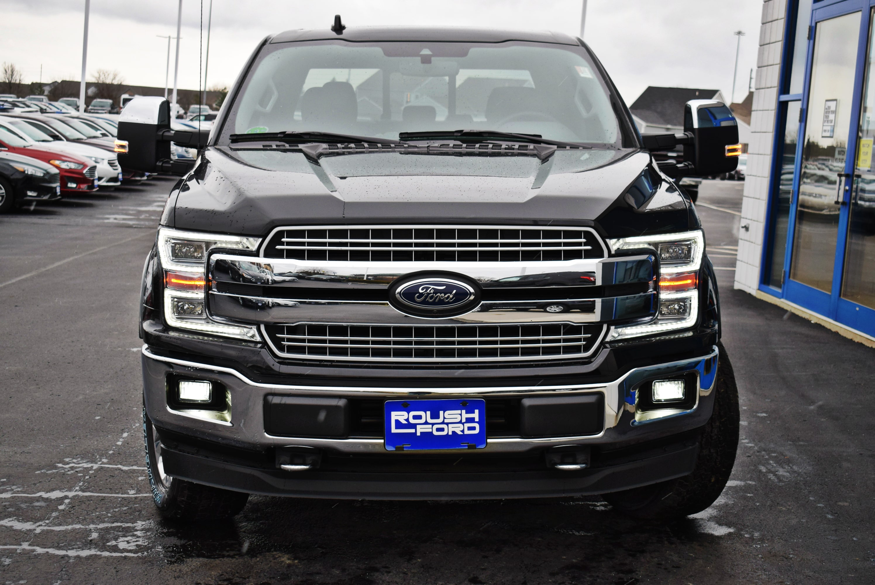 2018 F-150 SuperCrew Cab 4x4,  Pickup #T18783 - photo 6