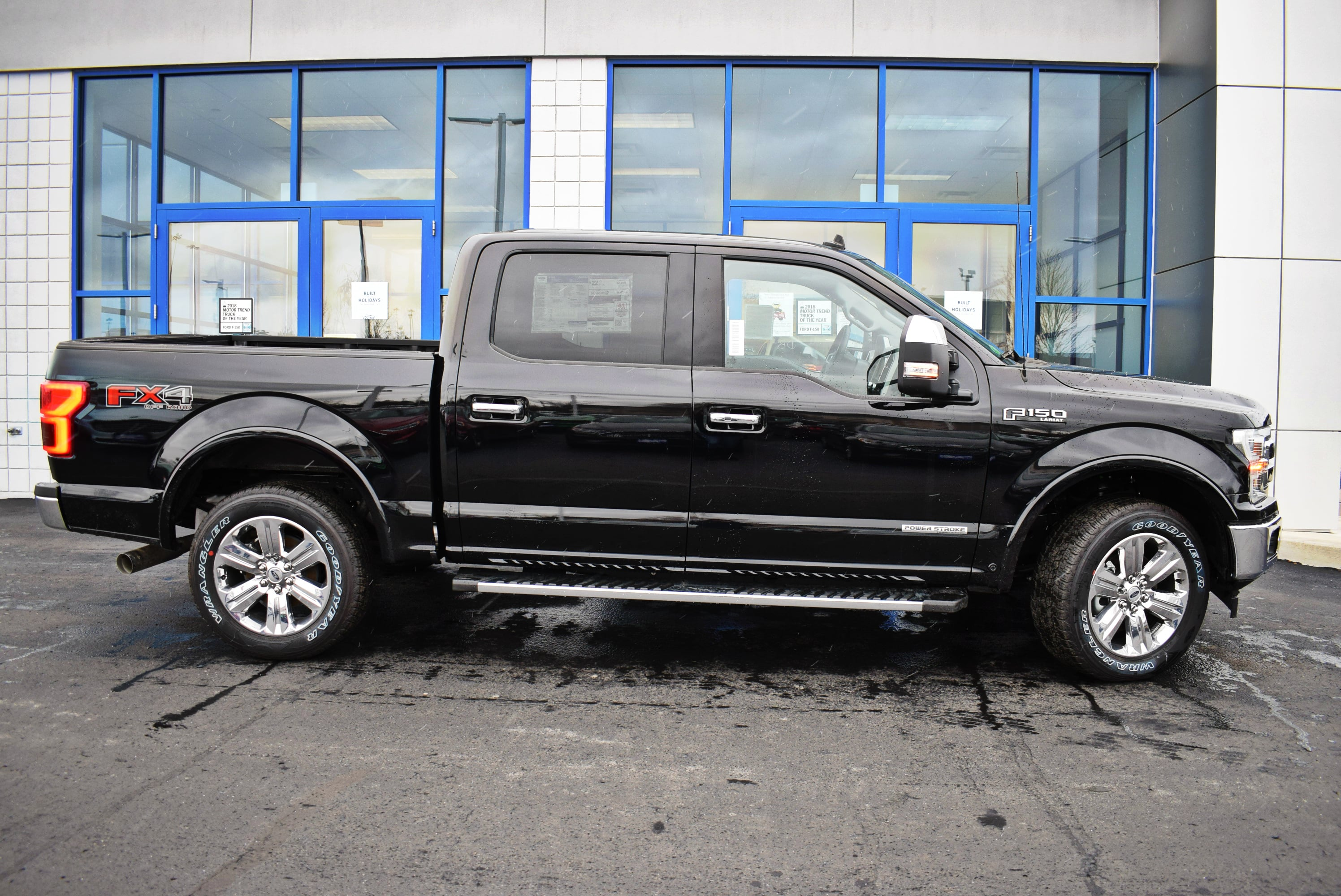 2018 F-150 SuperCrew Cab 4x4,  Pickup #T18783 - photo 7