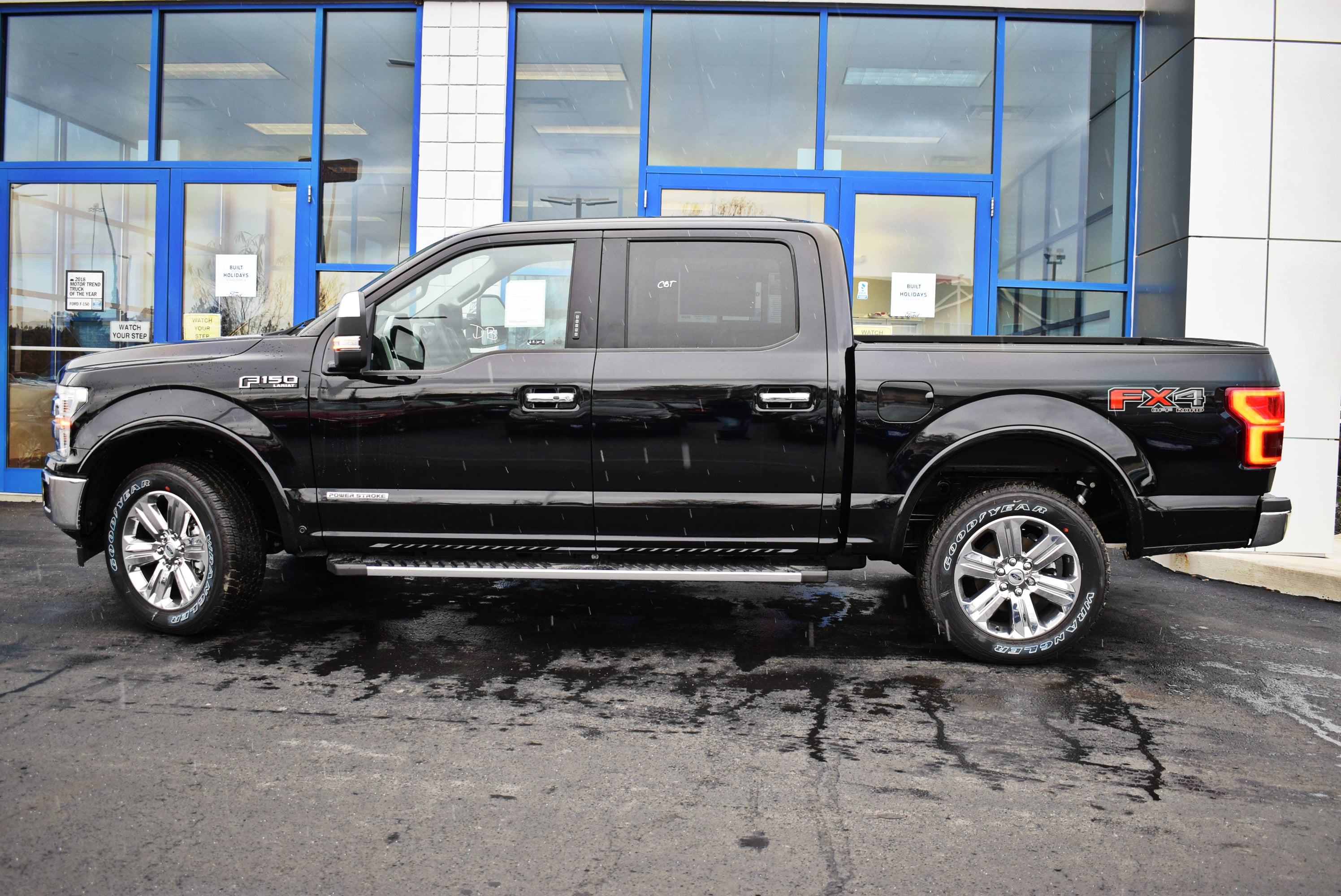2018 F-150 SuperCrew Cab 4x4,  Pickup #T18783 - photo 8
