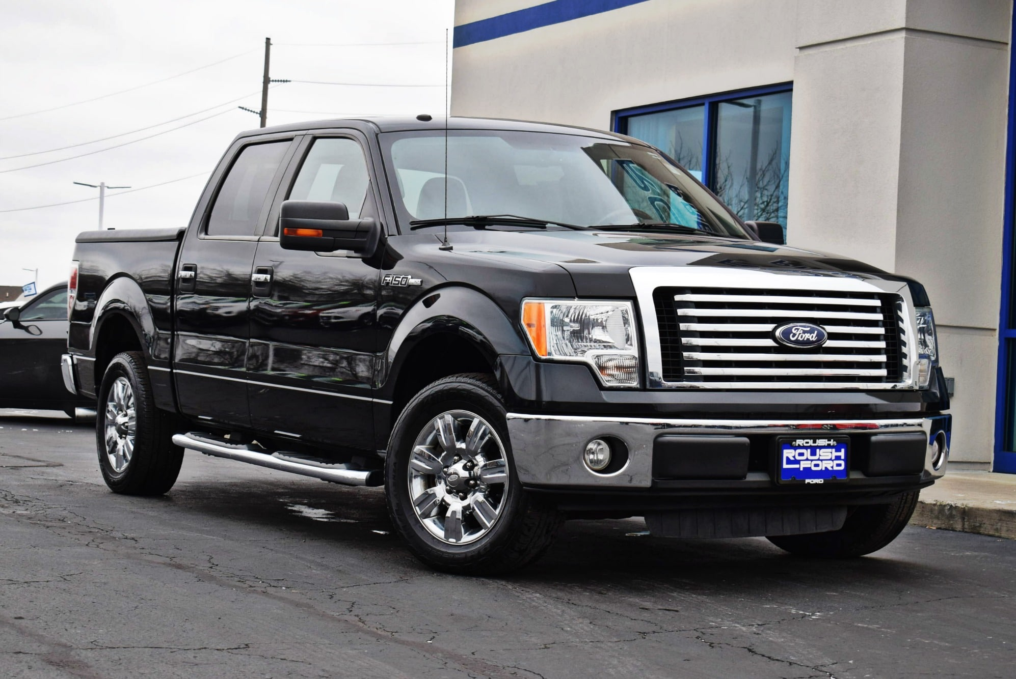2010 F-150 Super Cab 4x2,  Pickup #T18862A - photo 3