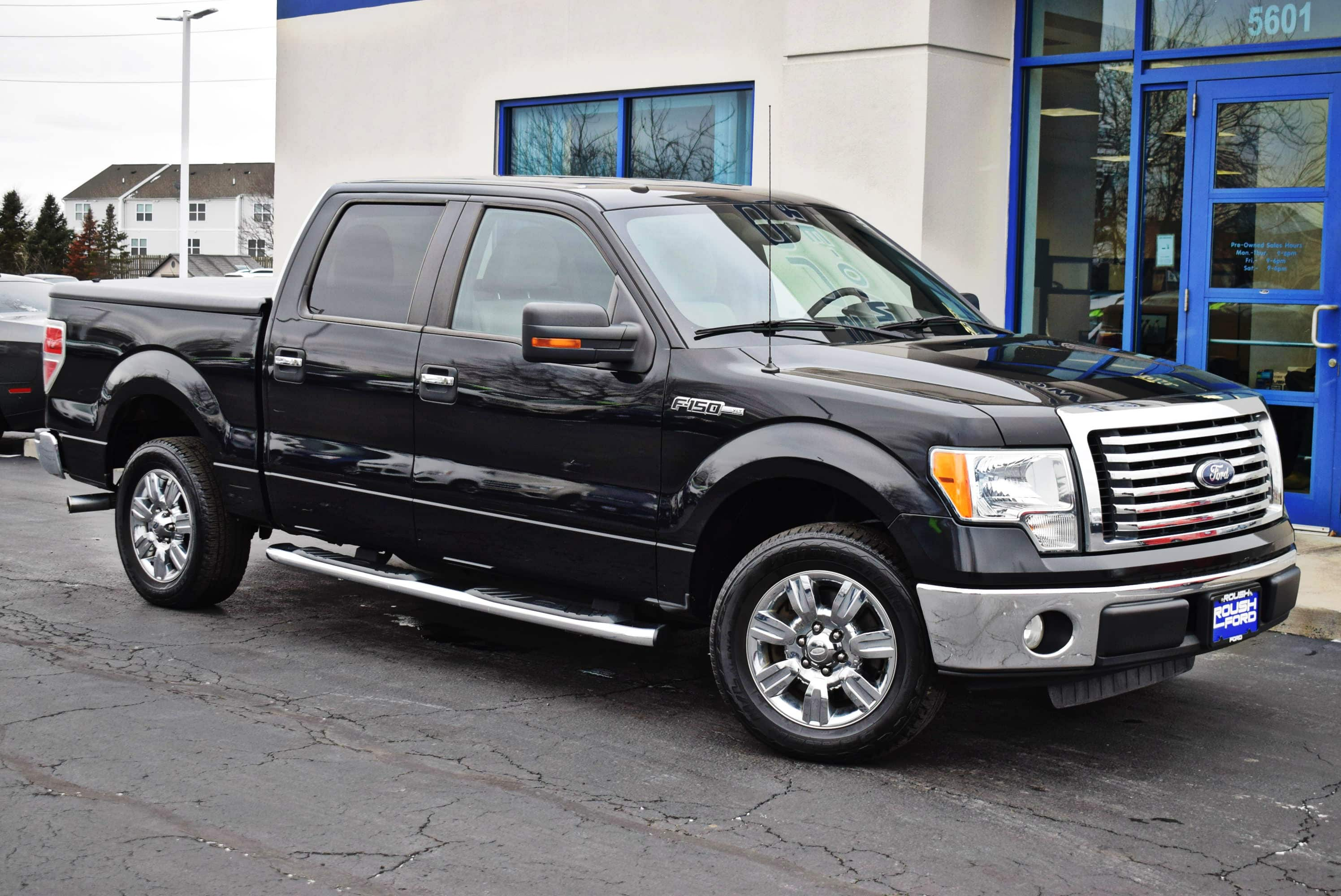 2010 F-150 Super Cab 4x2,  Pickup #T18862A - photo 4