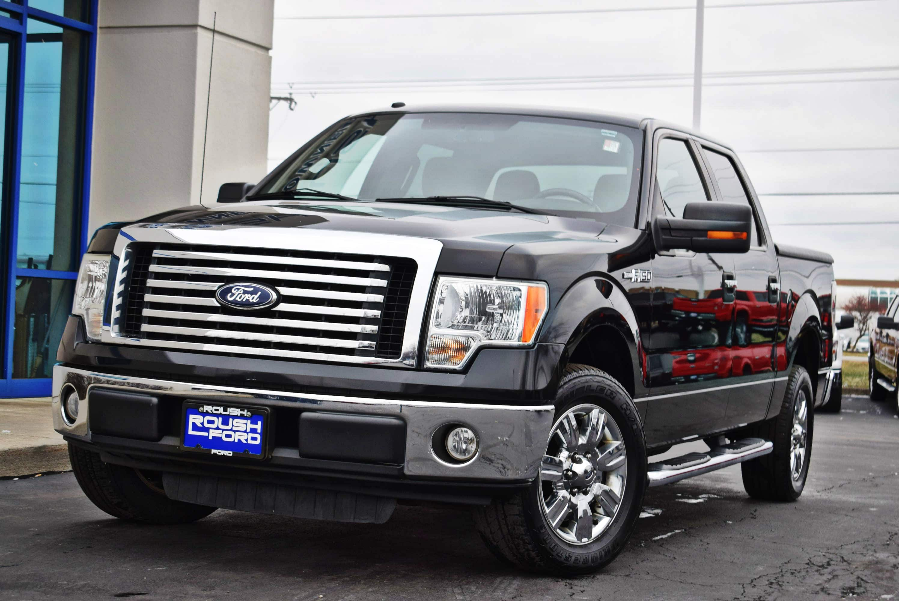 2010 F-150 Super Cab 4x2,  Pickup #T18862A - photo 5