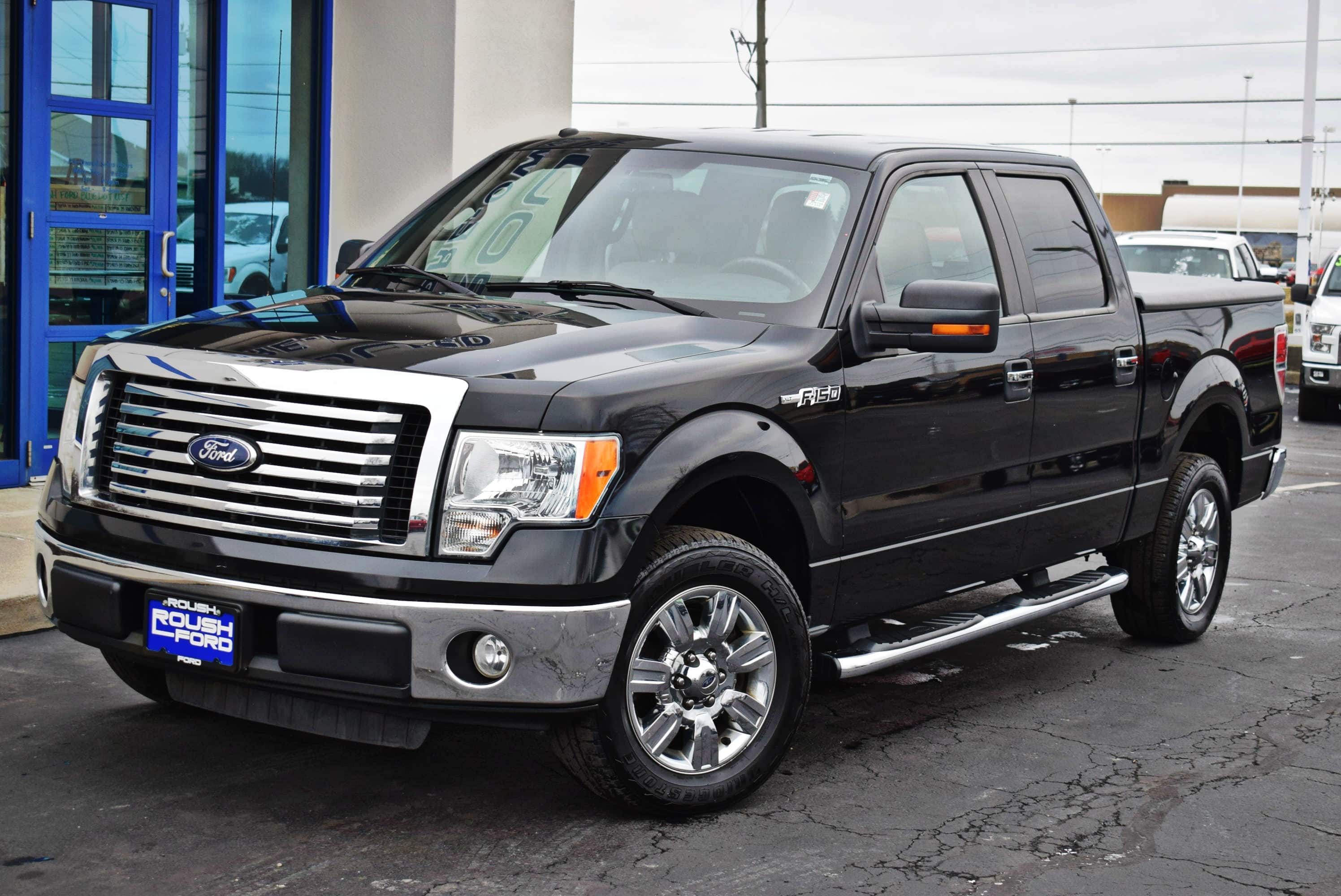 2010 F-150 Super Cab 4x2,  Pickup #T18862A - photo 6