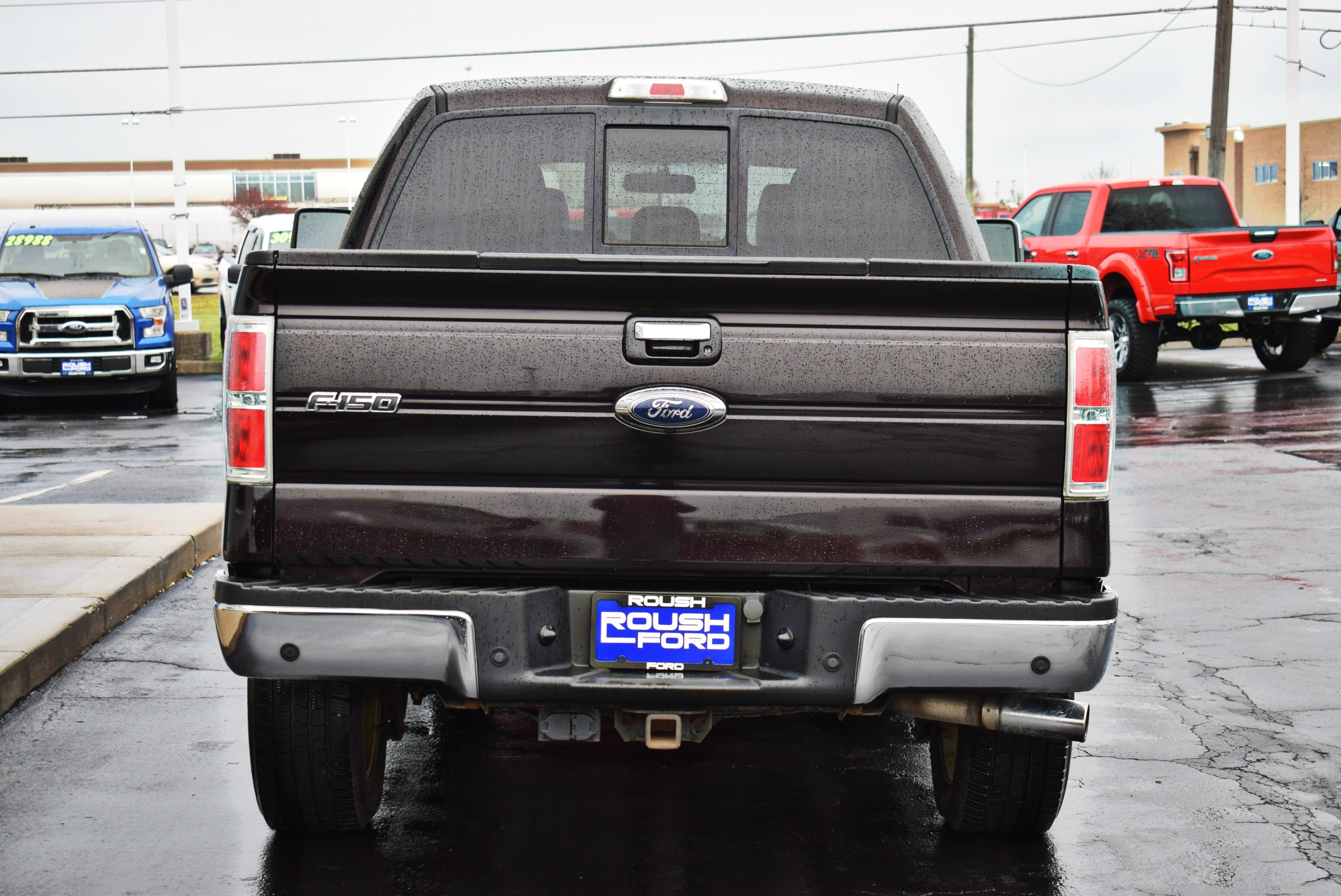 2013 F-150 SuperCrew Cab 4x4,  Pickup #T18894A - photo 11