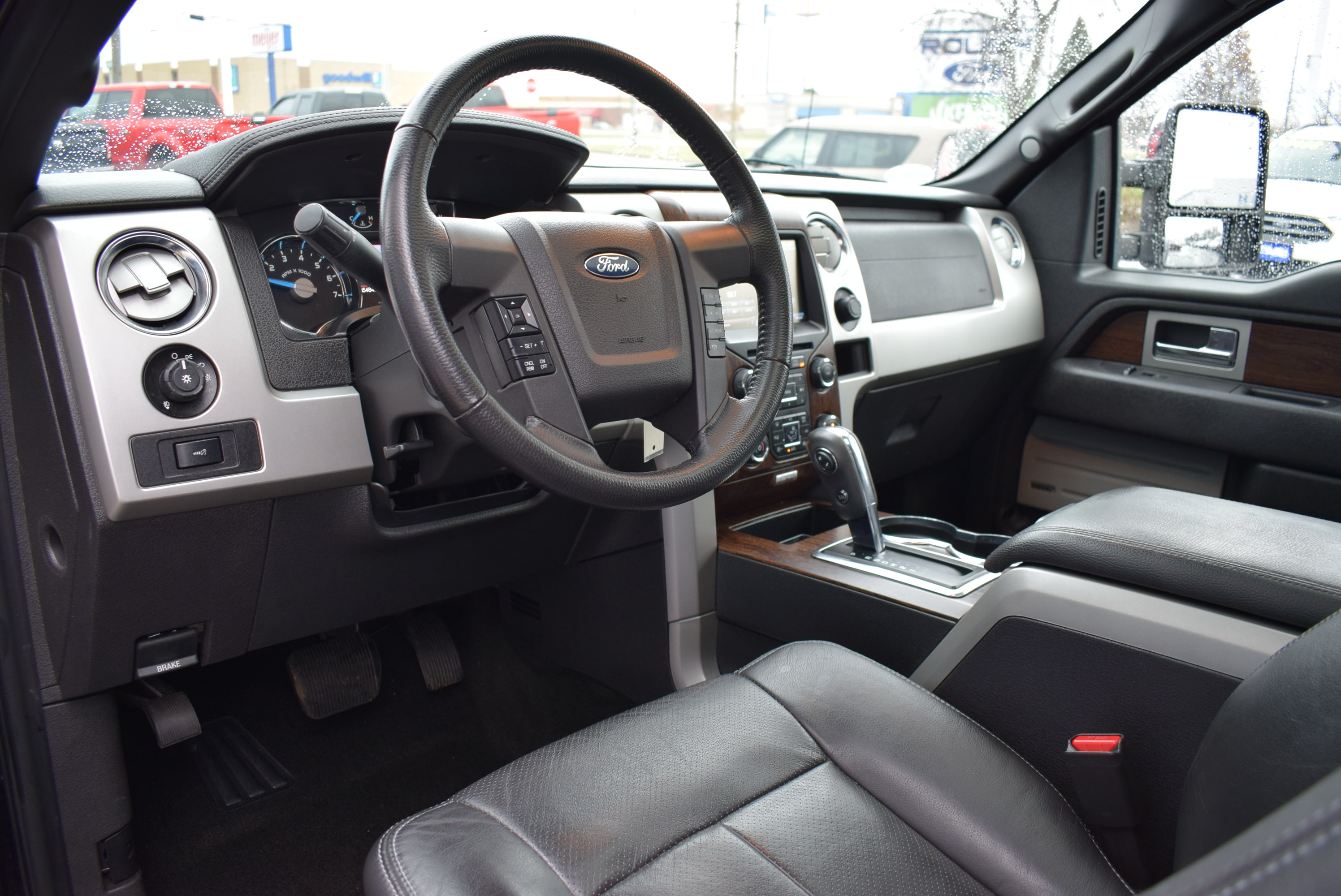 2013 F-150 SuperCrew Cab 4x4,  Pickup #T18894A - photo 18