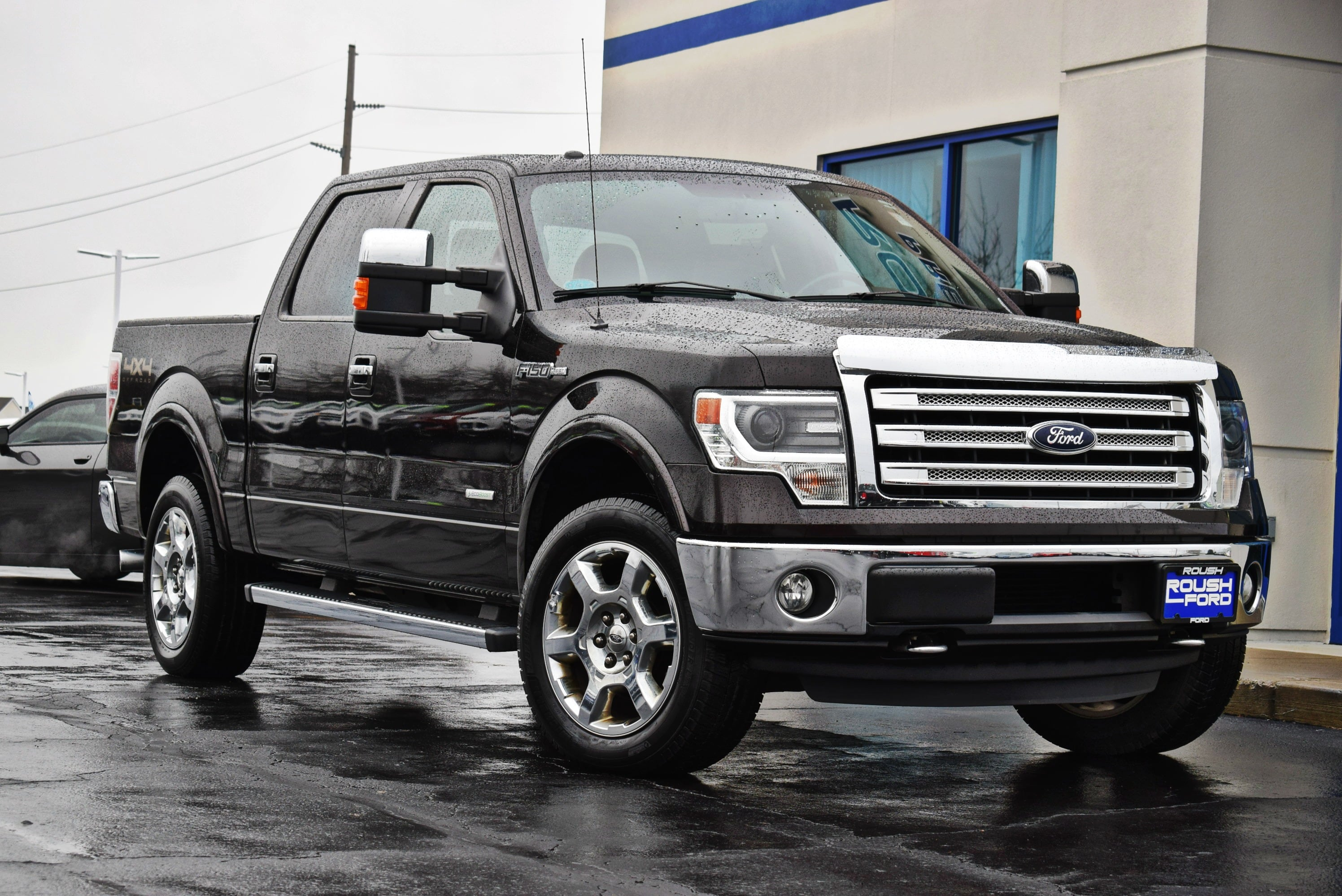 2013 F-150 SuperCrew Cab 4x4,  Pickup #T18894A - photo 3
