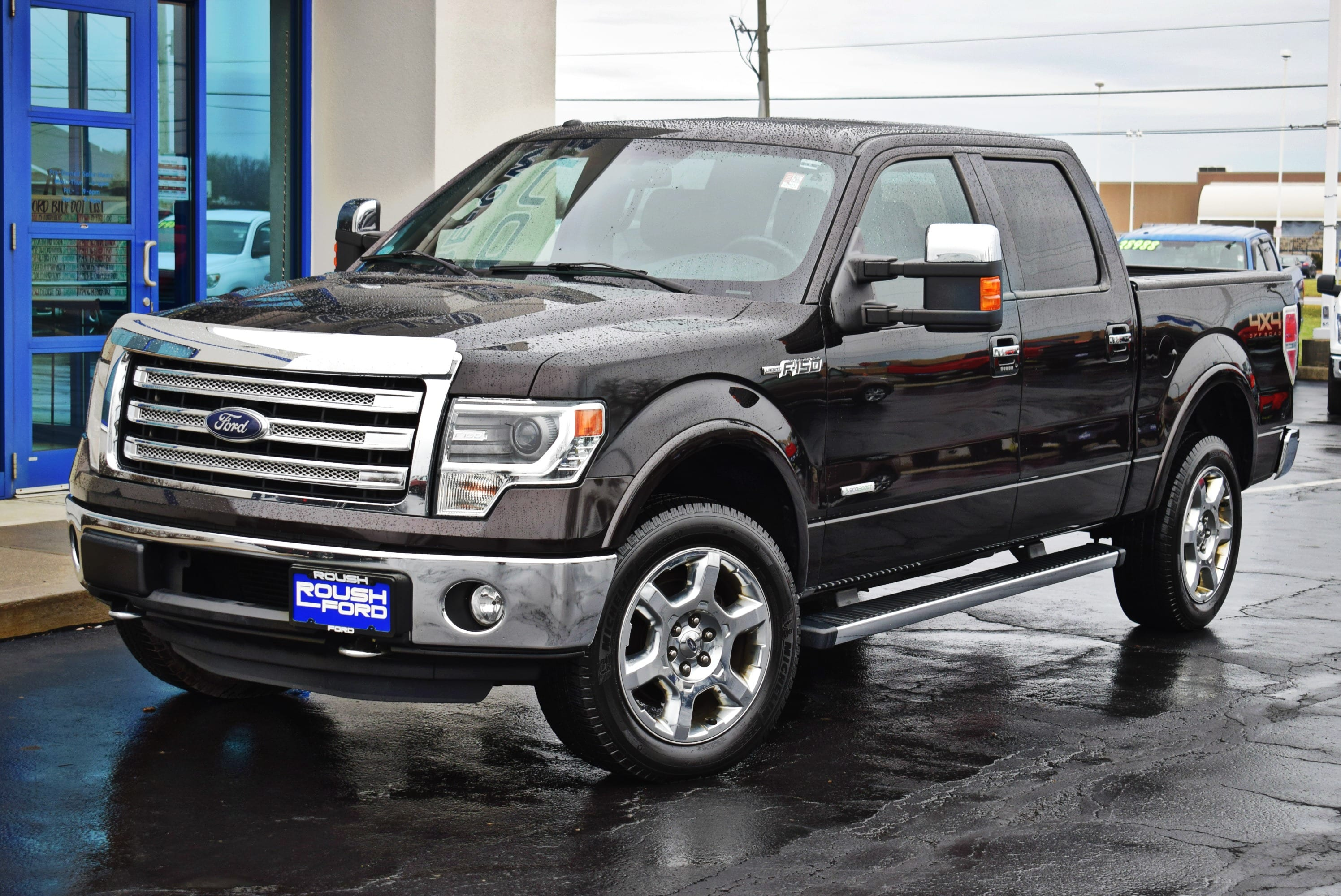 2013 F-150 SuperCrew Cab 4x4,  Pickup #T18894A - photo 6