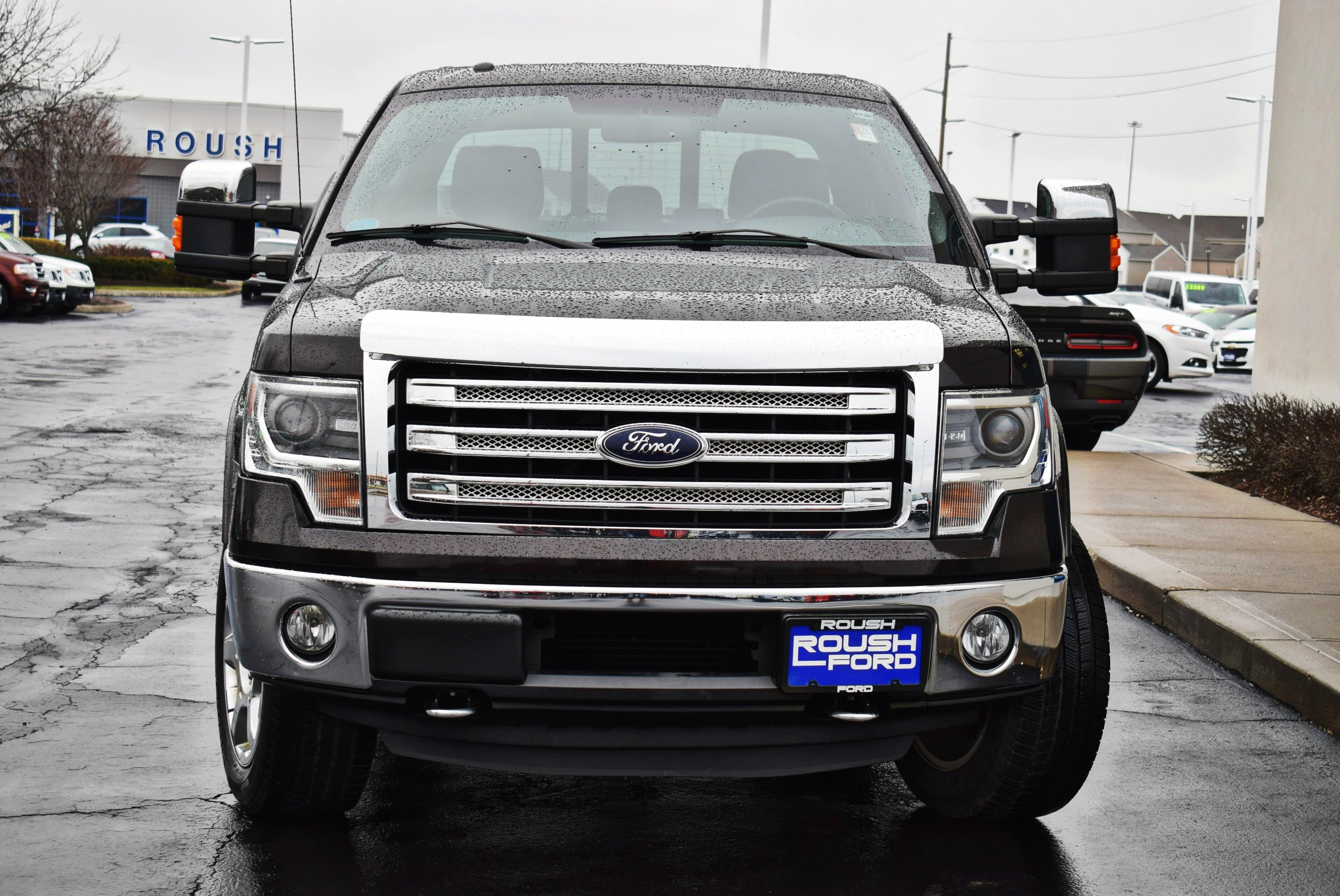 2013 F-150 SuperCrew Cab 4x4,  Pickup #T18894A - photo 7