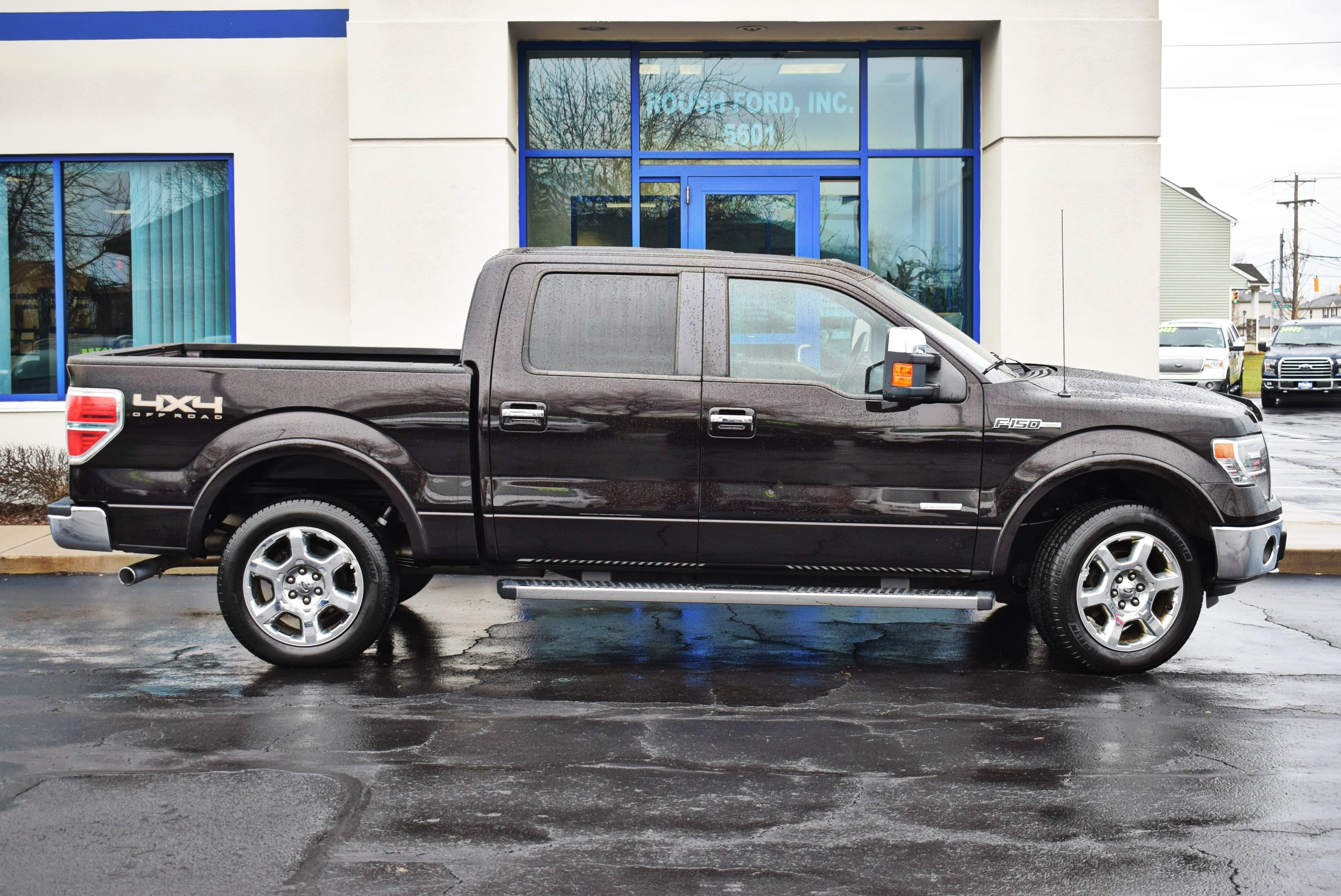 2013 F-150 SuperCrew Cab 4x4,  Pickup #T18894A - photo 8