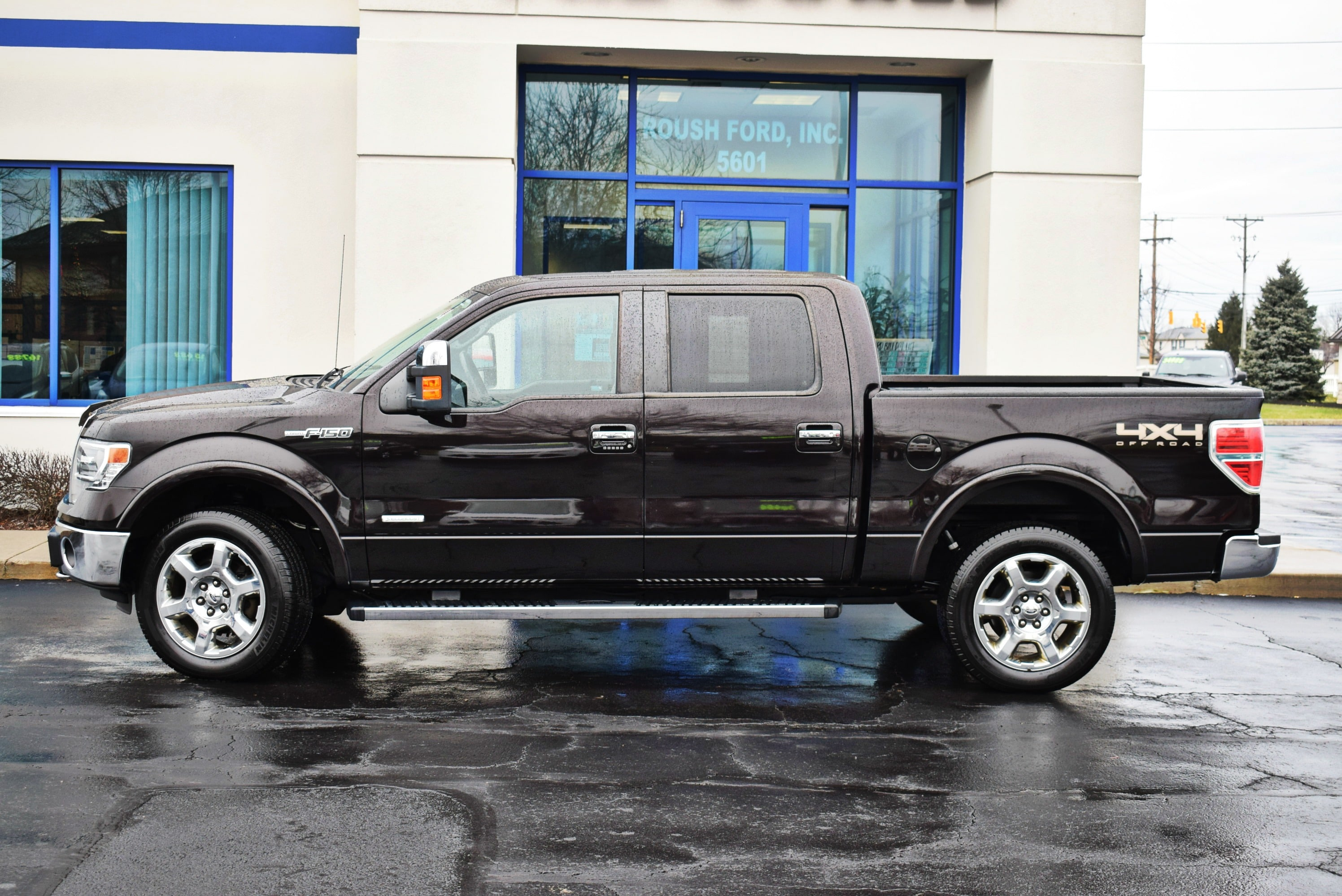 2013 F-150 SuperCrew Cab 4x4,  Pickup #T18894A - photo 9