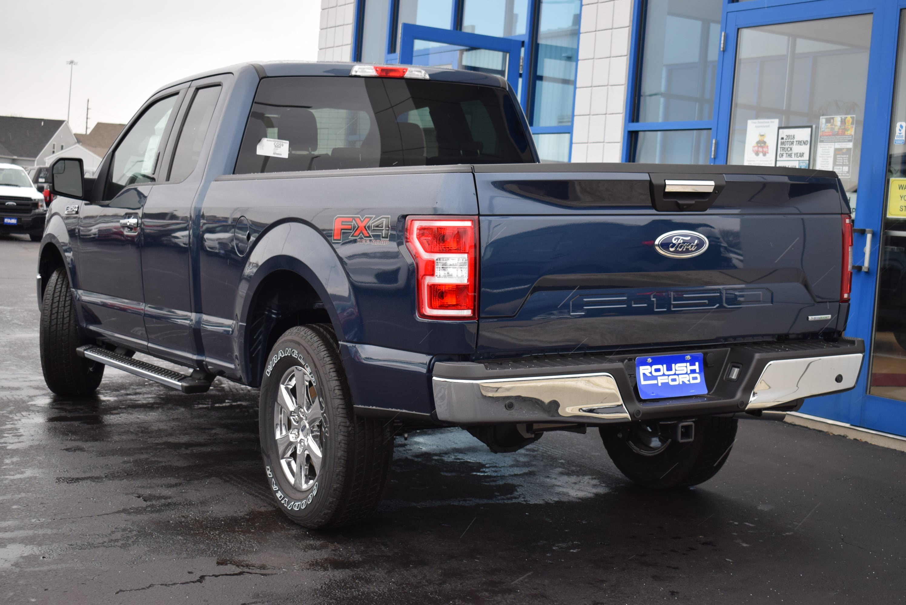 2018 F-150 Super Cab 4x4,  Pickup #T18925 - photo 9