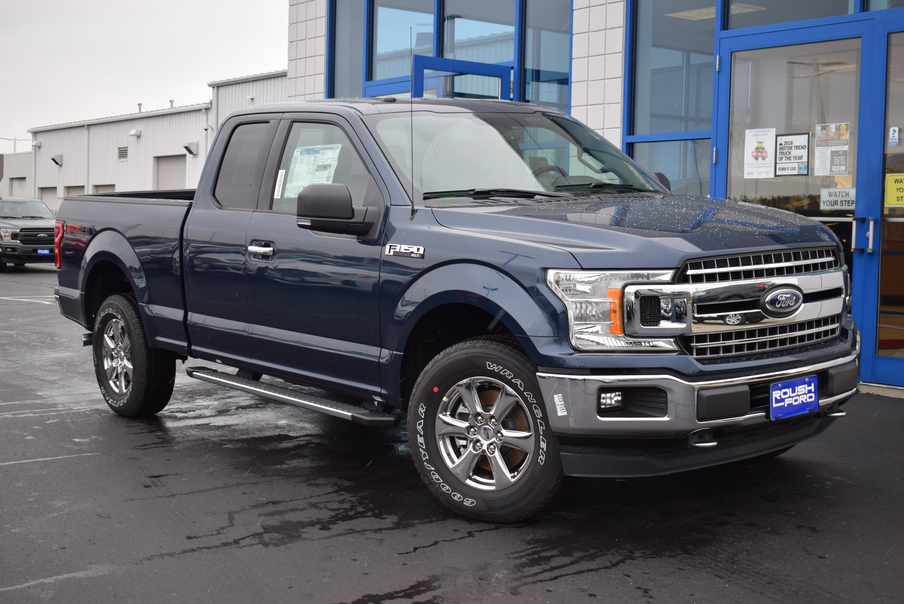 2018 F-150 Super Cab 4x4,  Pickup #T18925 - photo 3