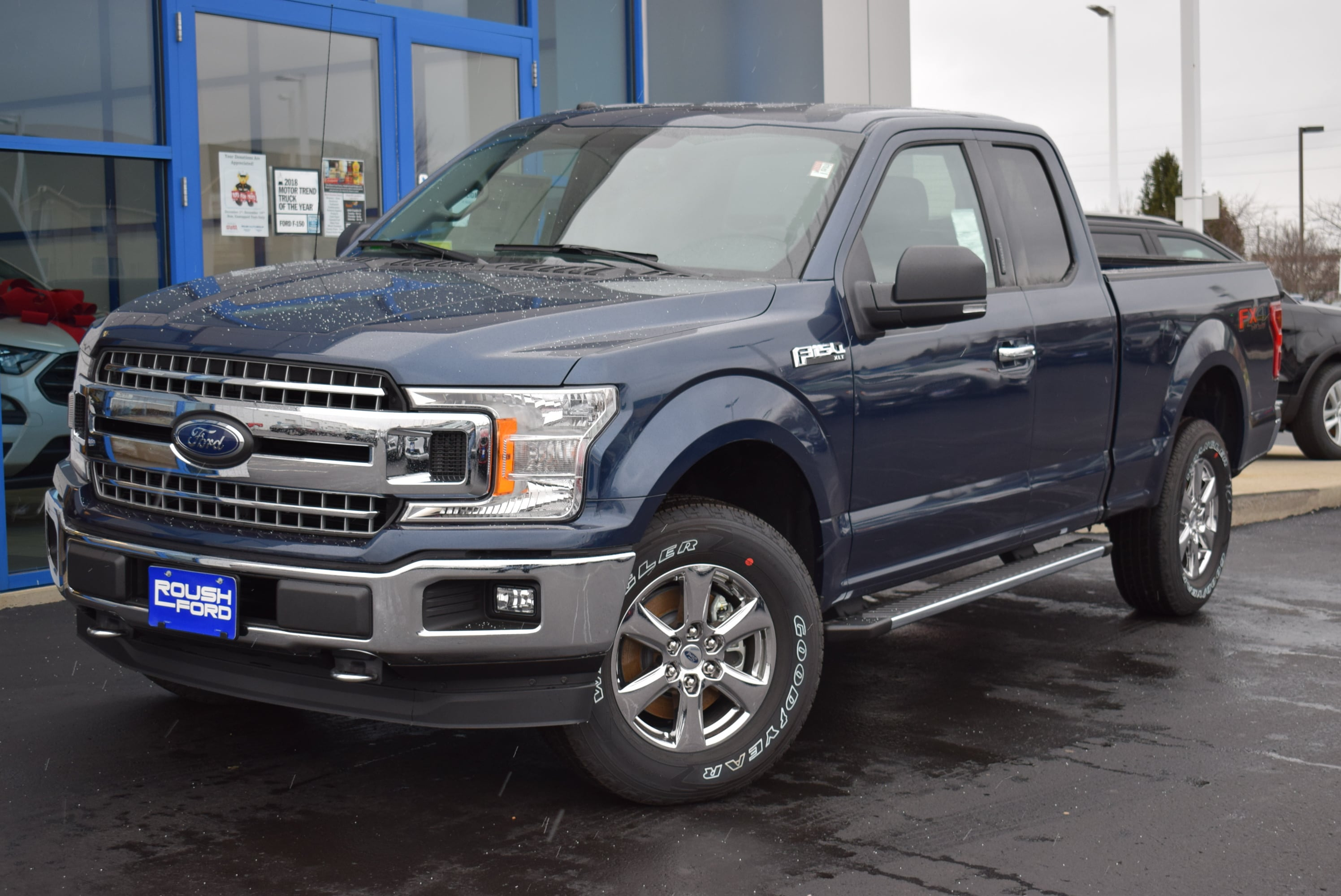 2018 F-150 Super Cab 4x4,  Pickup #T18925 - photo 4