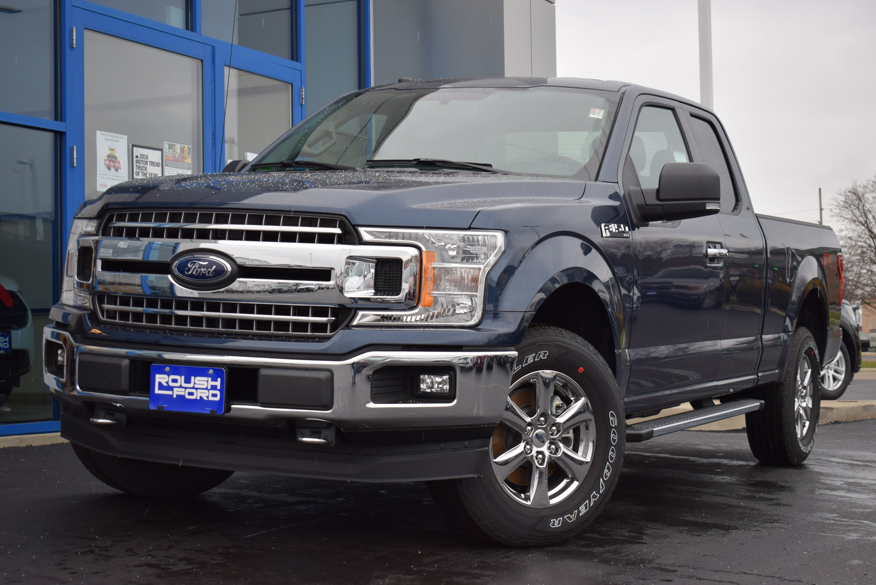 2018 F-150 Super Cab 4x4,  Pickup #T18925 - photo 5