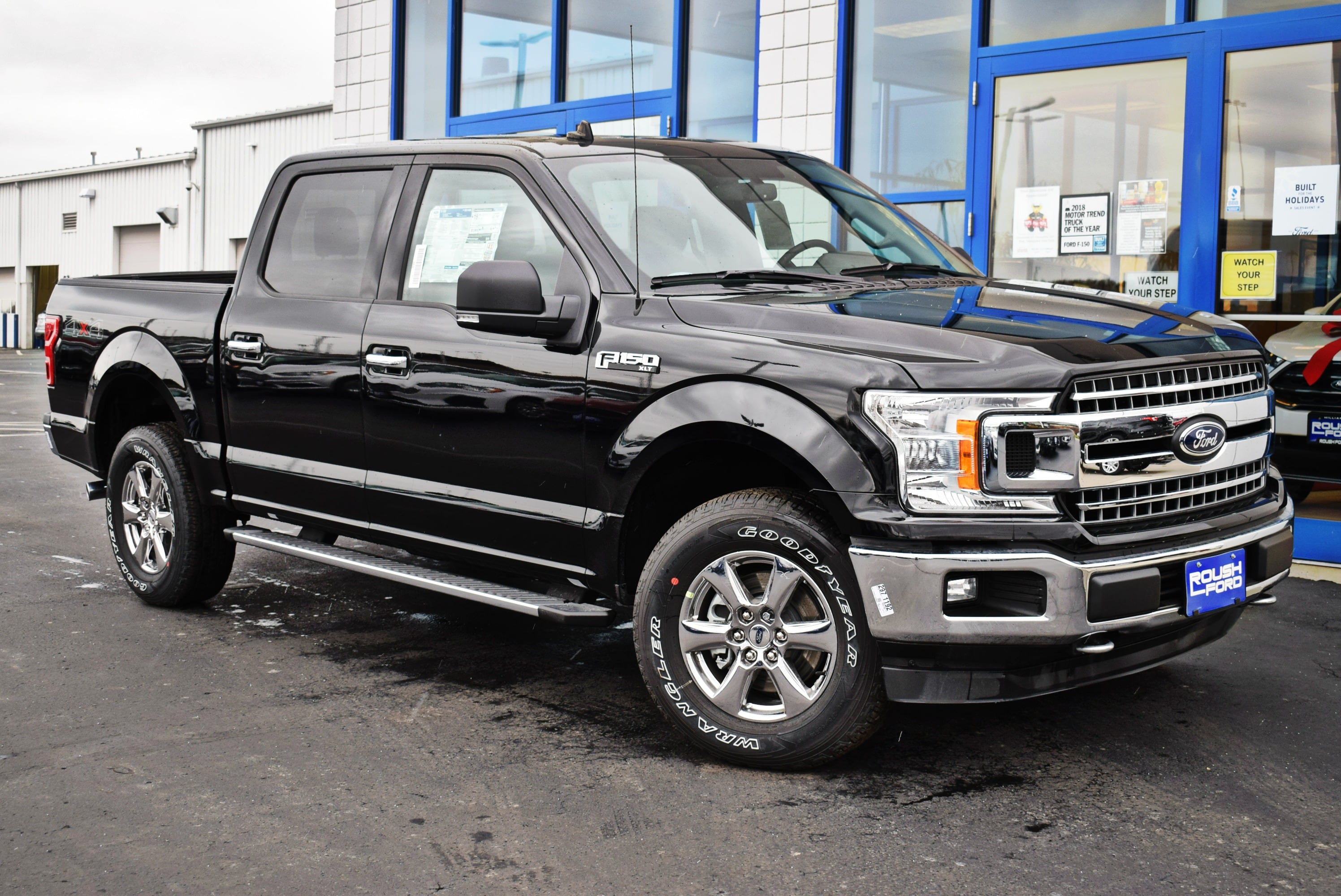2018 F-150 SuperCrew Cab 4x4,  Pickup #T18970 - photo 3