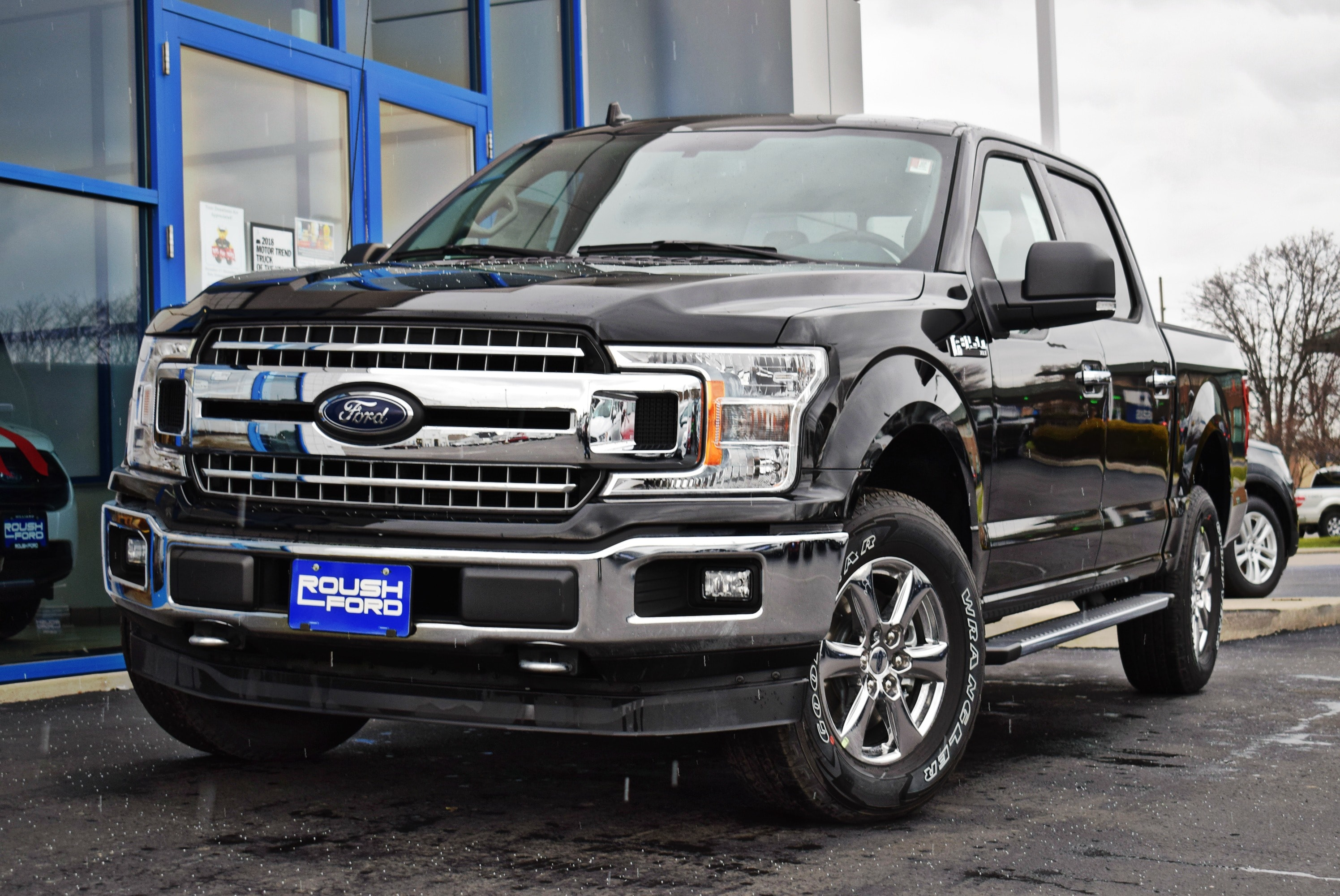 2018 F-150 SuperCrew Cab 4x4,  Pickup #T18970 - photo 4