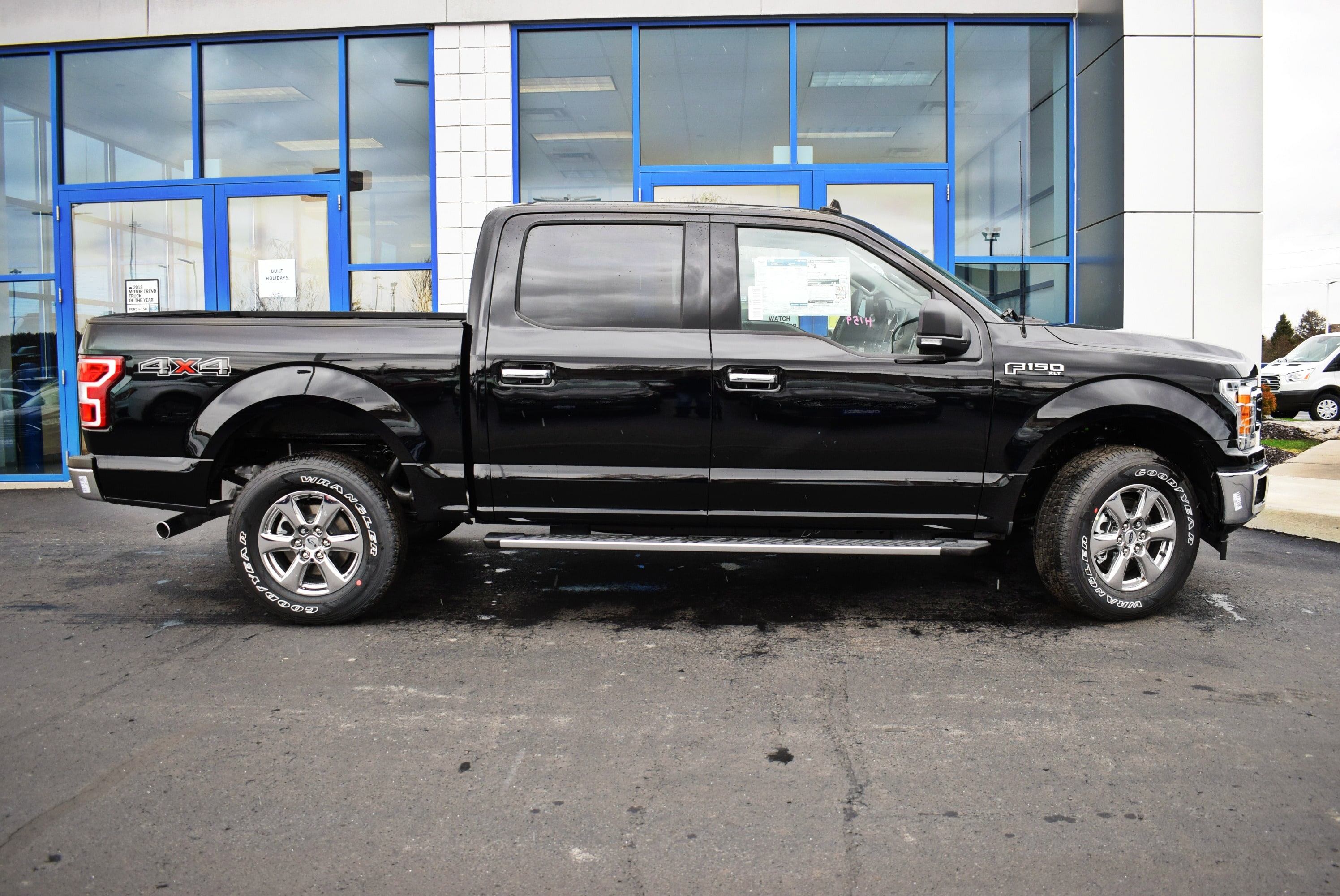 2018 F-150 SuperCrew Cab 4x4,  Pickup #T18970 - photo 7