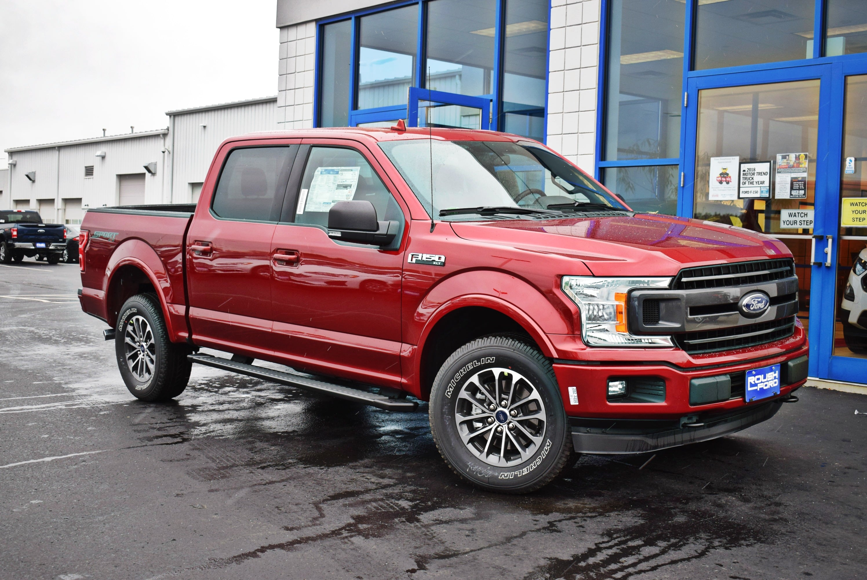 2018 F-150 SuperCrew Cab 4x4,  Pickup #T18973 - photo 3