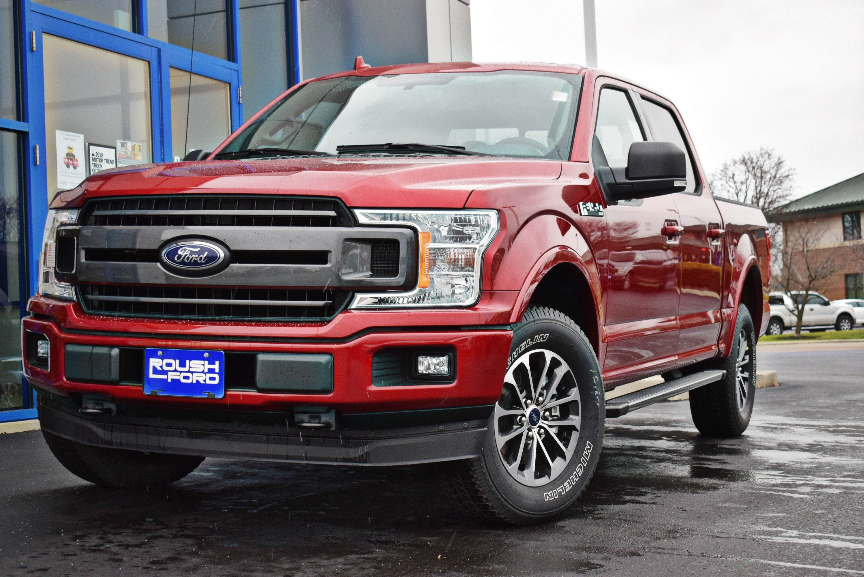 2018 F-150 SuperCrew Cab 4x4,  Pickup #T18973 - photo 5