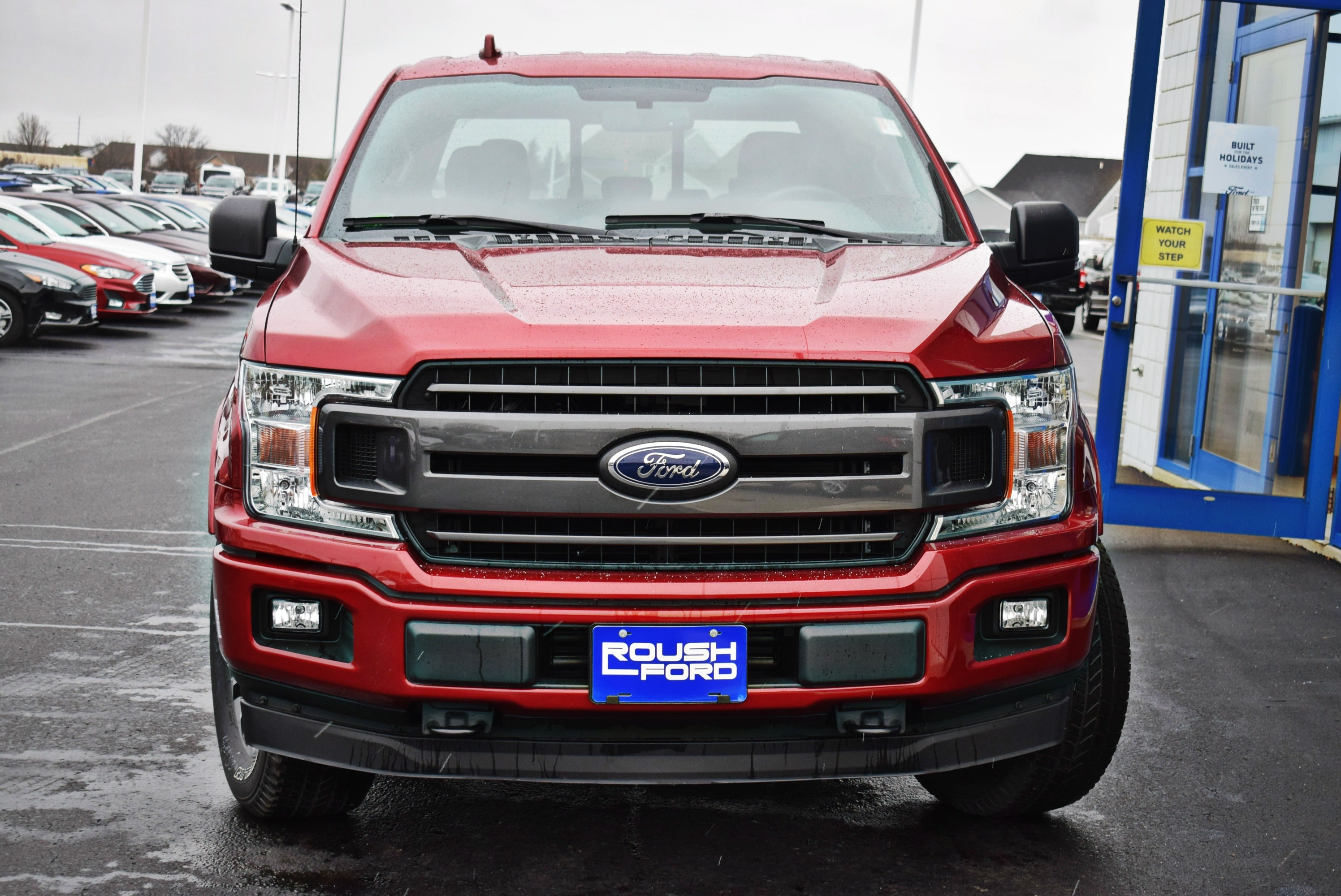 2018 F-150 SuperCrew Cab 4x4,  Pickup #T18973 - photo 6