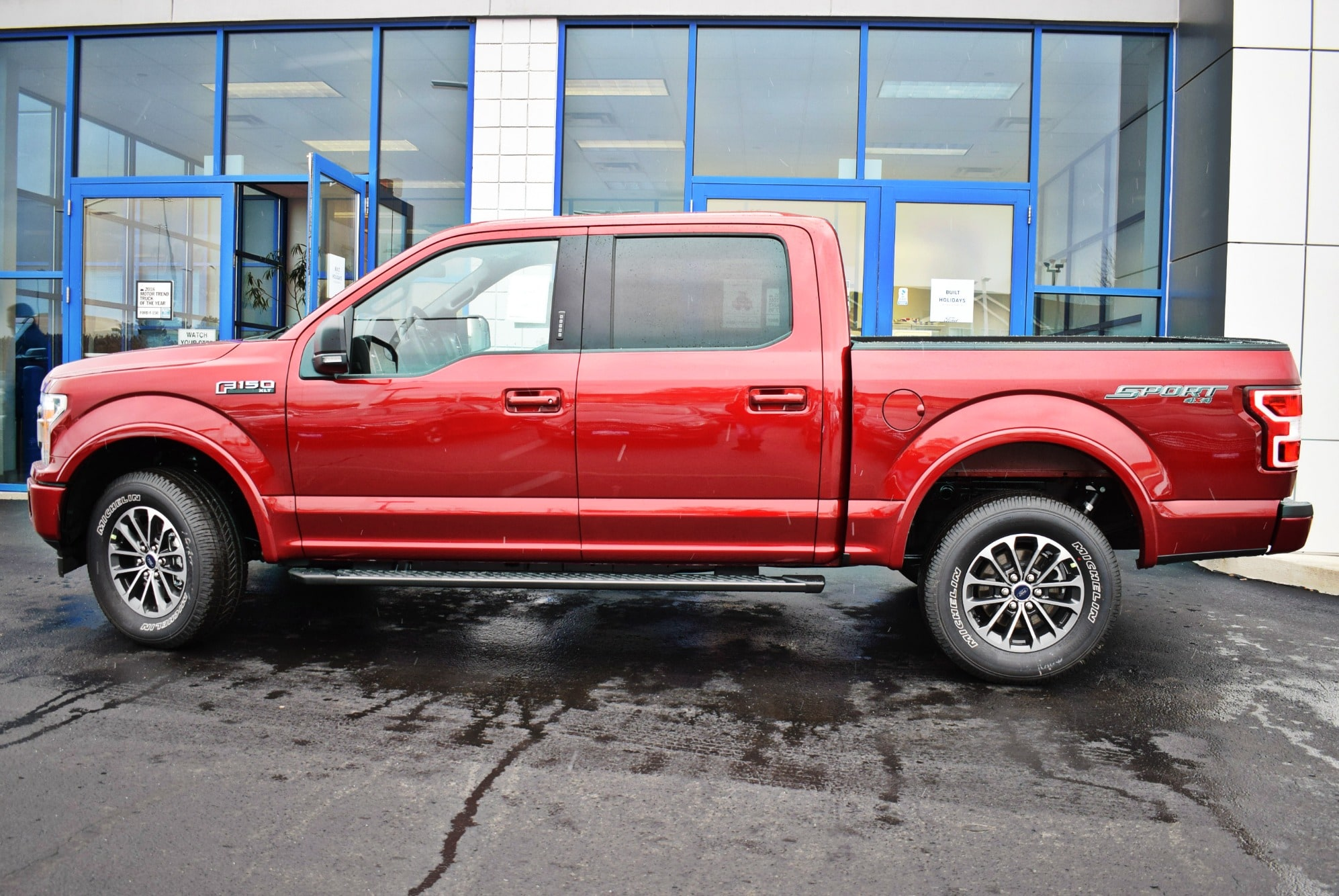 2018 F-150 SuperCrew Cab 4x4,  Pickup #T18973 - photo 8