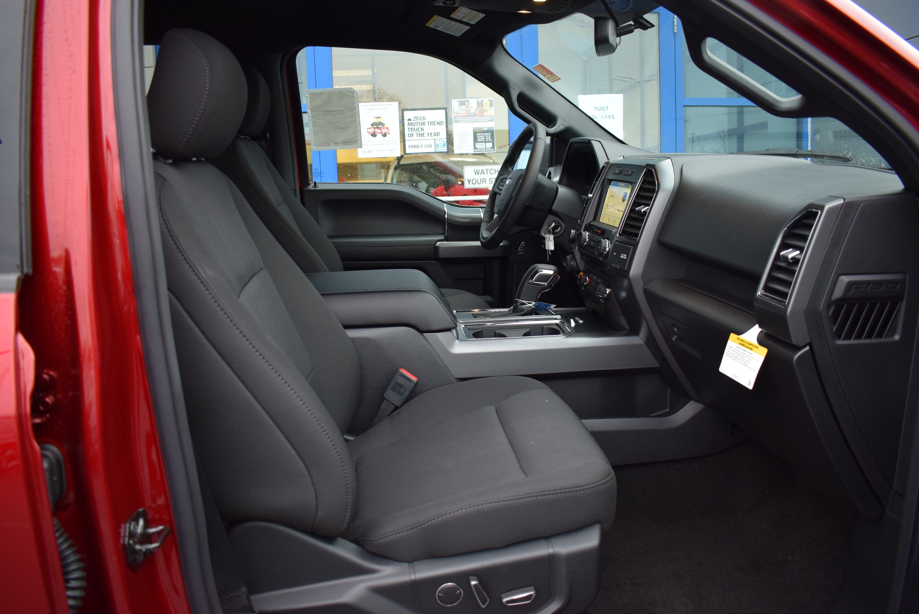 2018 F-150 SuperCrew Cab 4x4,  Pickup #T18973 - photo 19