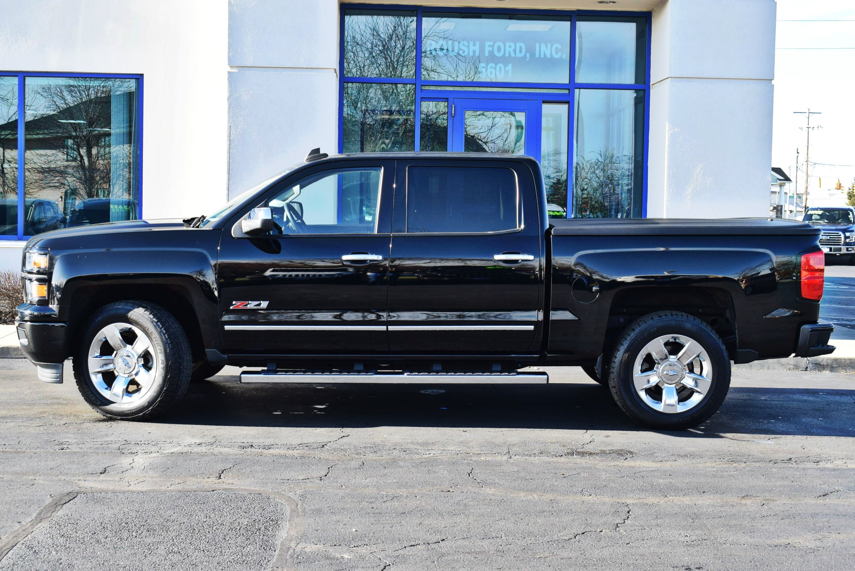 2015 Silverado 1500 Crew Cab 4x4,  Pickup #T18980A - photo 9