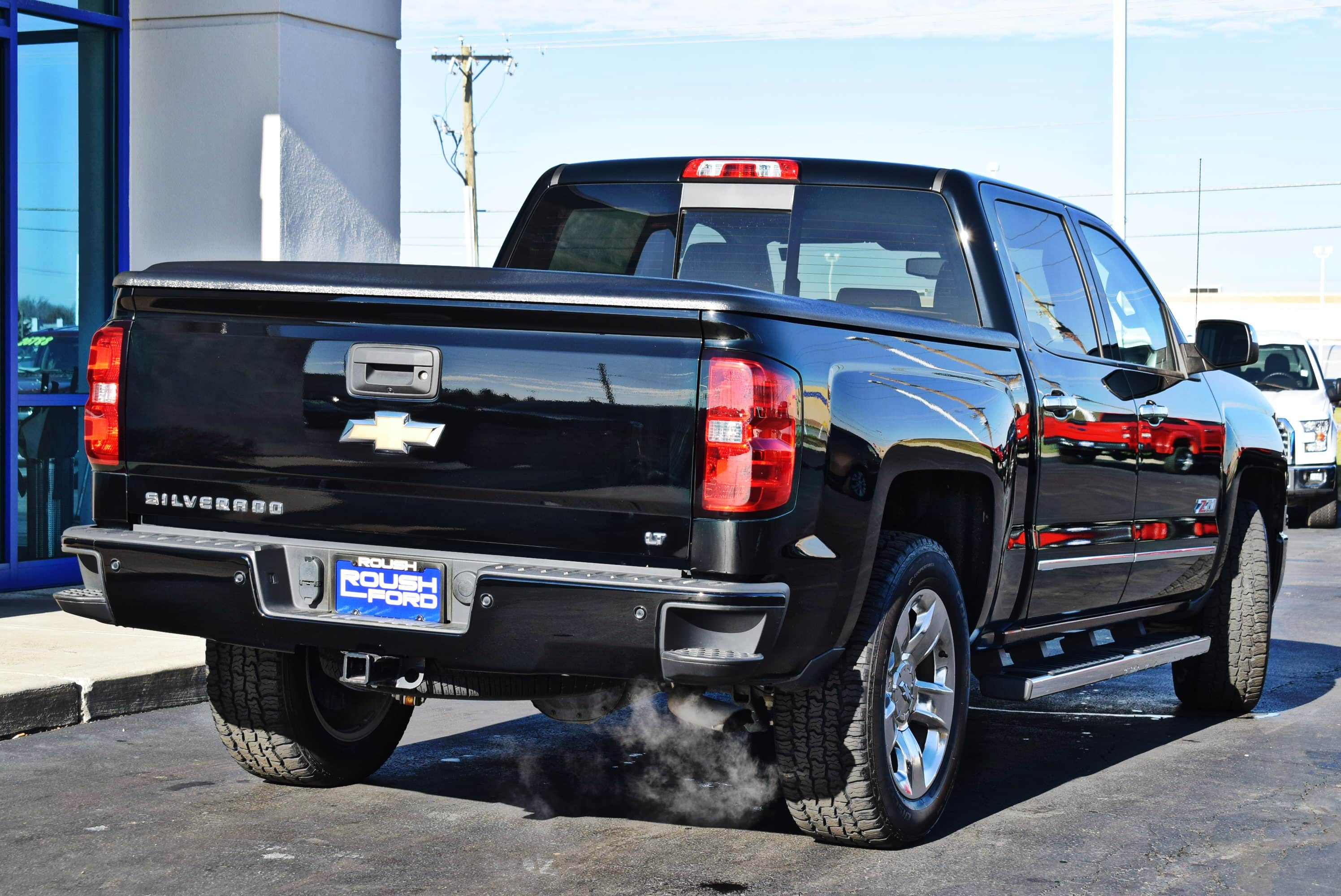 2015 Silverado 1500 Crew Cab 4x4,  Pickup #T18980A - photo 2