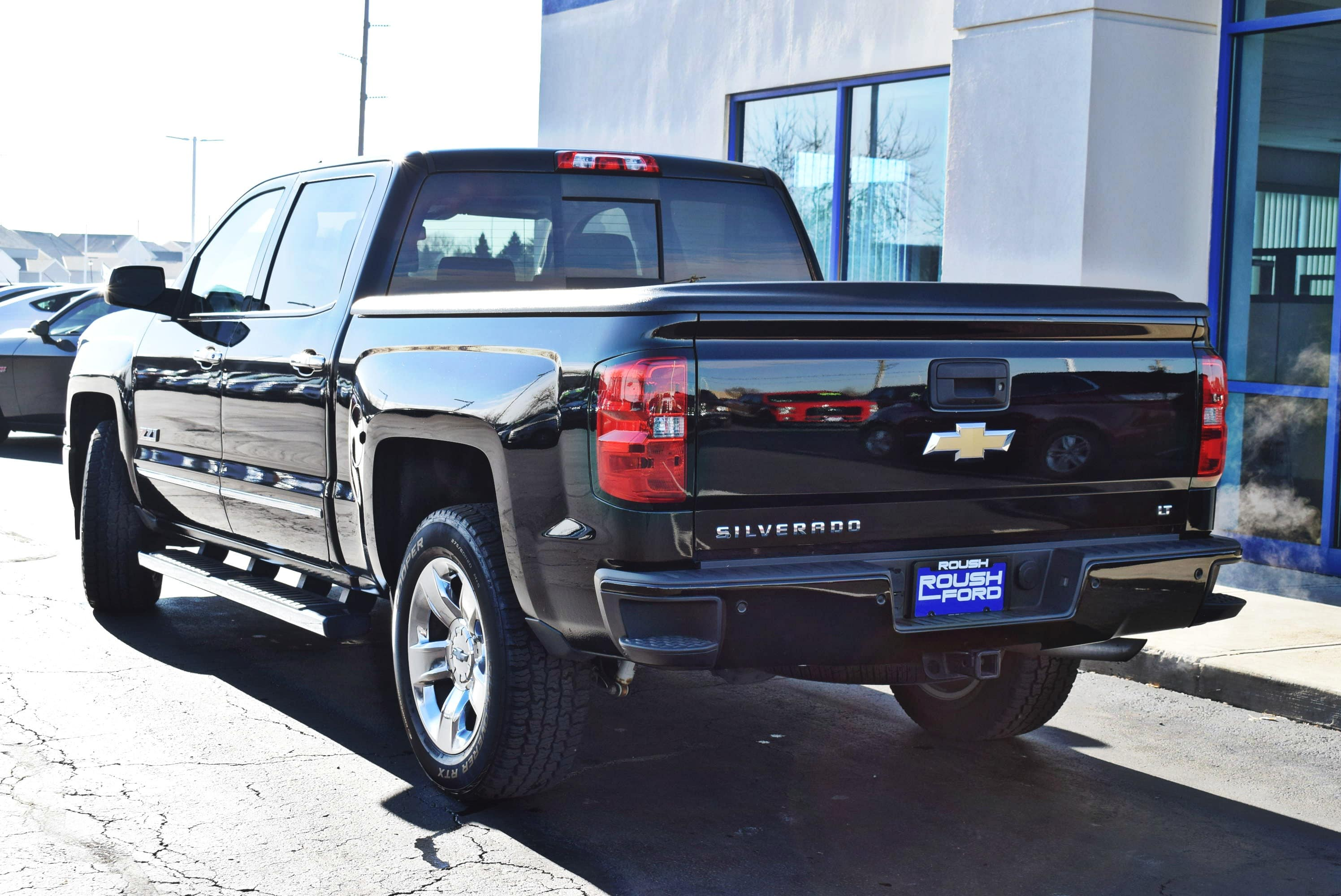 2015 Silverado 1500 Crew Cab 4x4,  Pickup #T18980A - photo 10