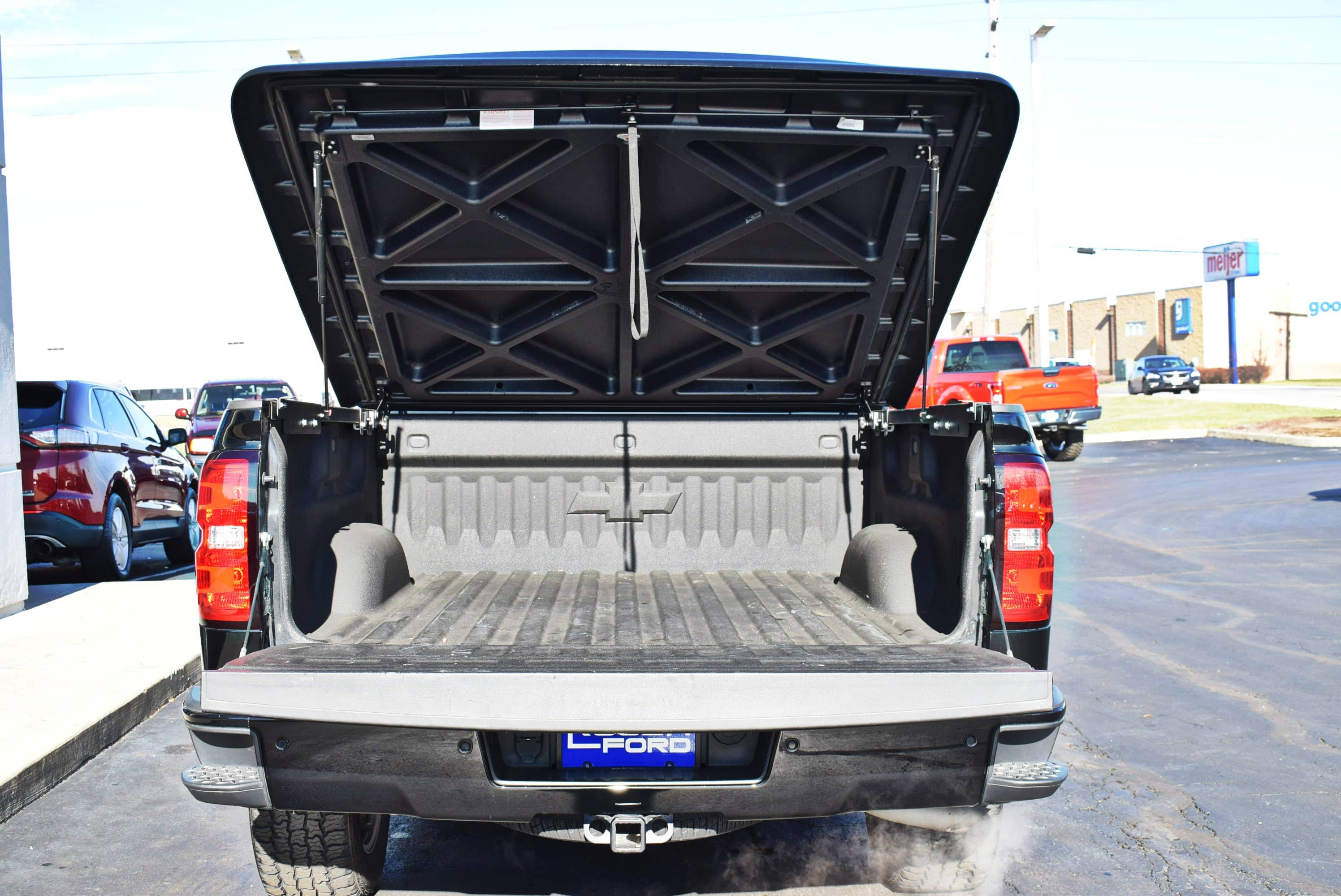 2015 Silverado 1500 Crew Cab 4x4,  Pickup #T18980A - photo 12