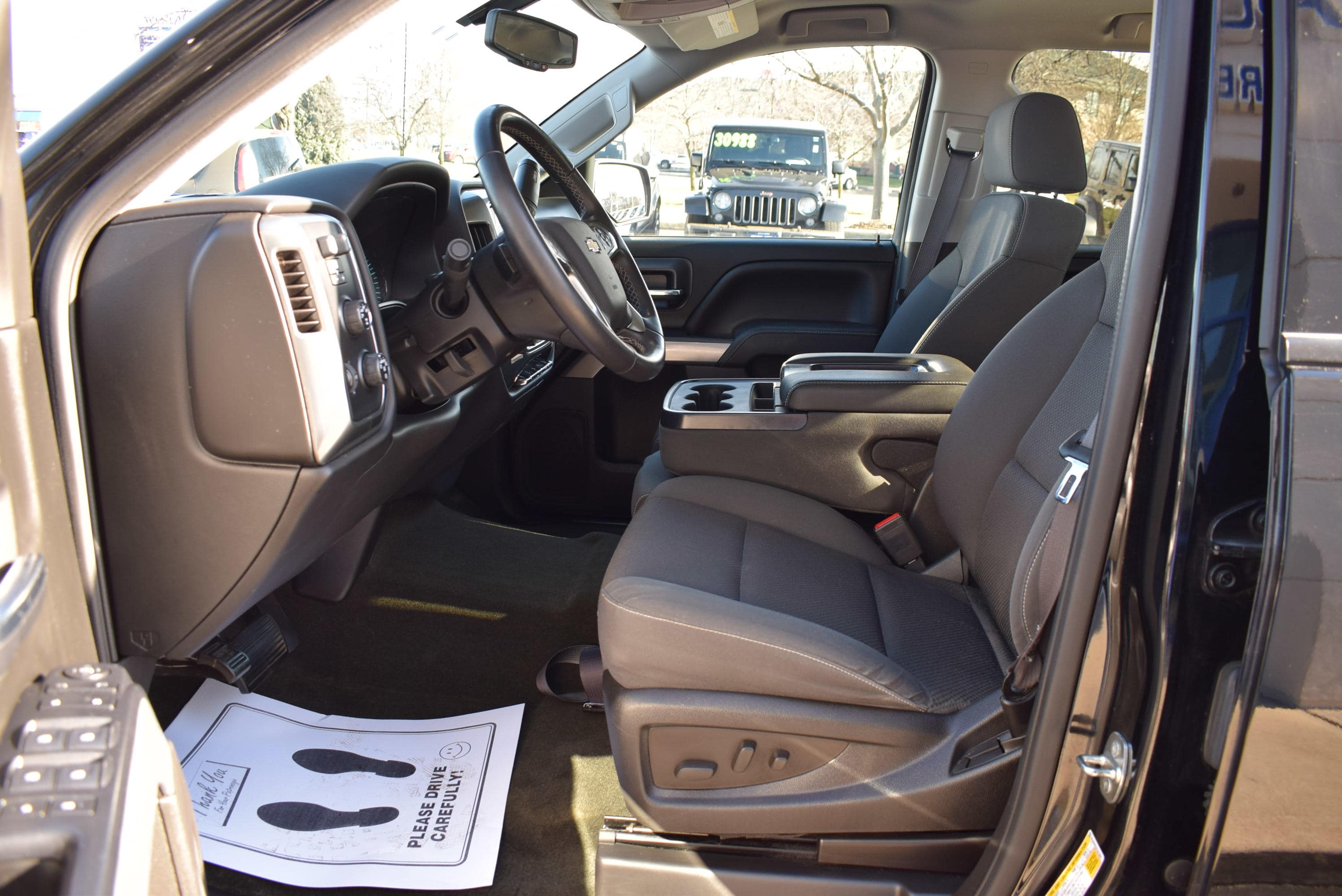 2015 Silverado 1500 Crew Cab 4x4,  Pickup #T18980A - photo 19