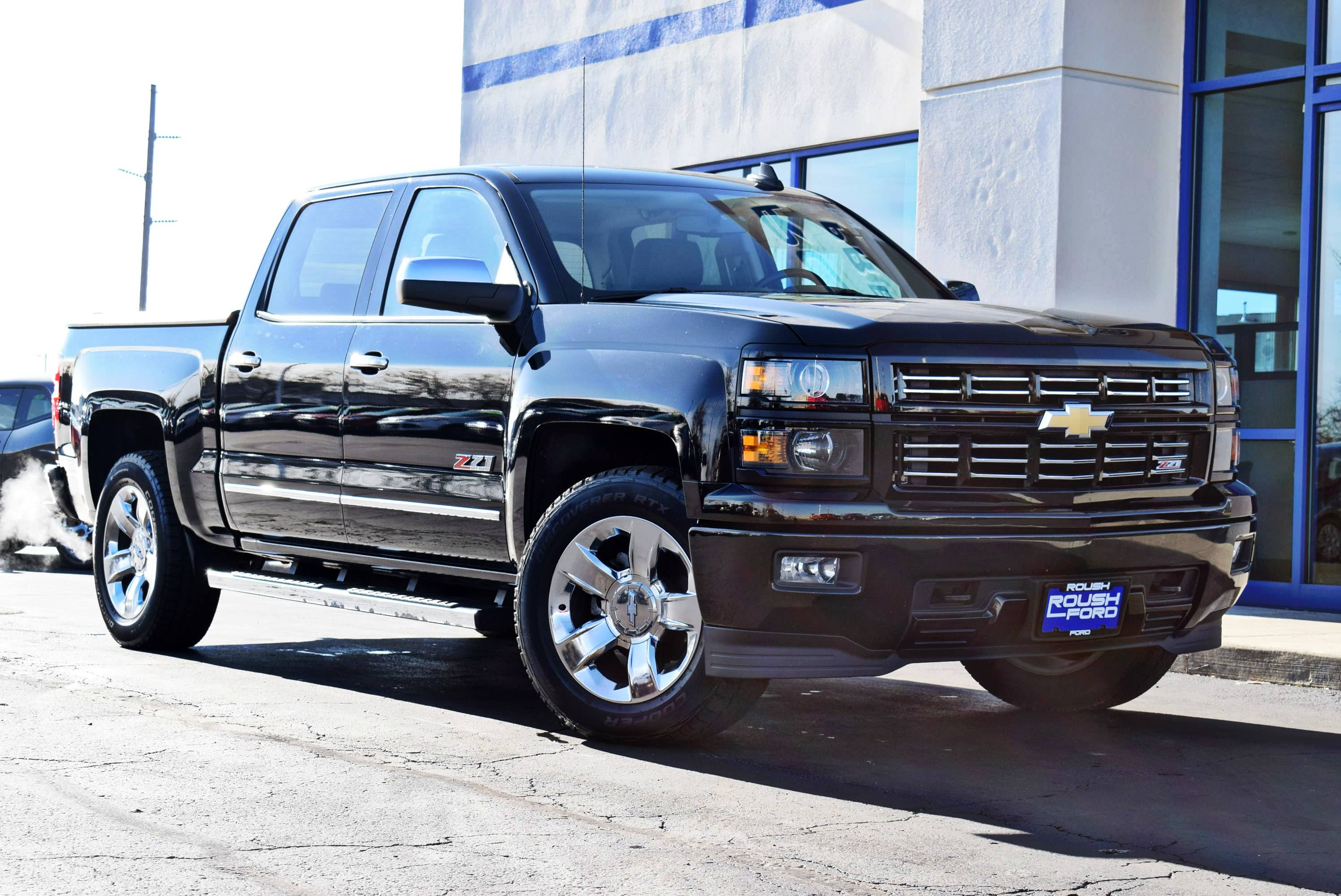 2015 Silverado 1500 Crew Cab 4x4,  Pickup #T18980A - photo 3