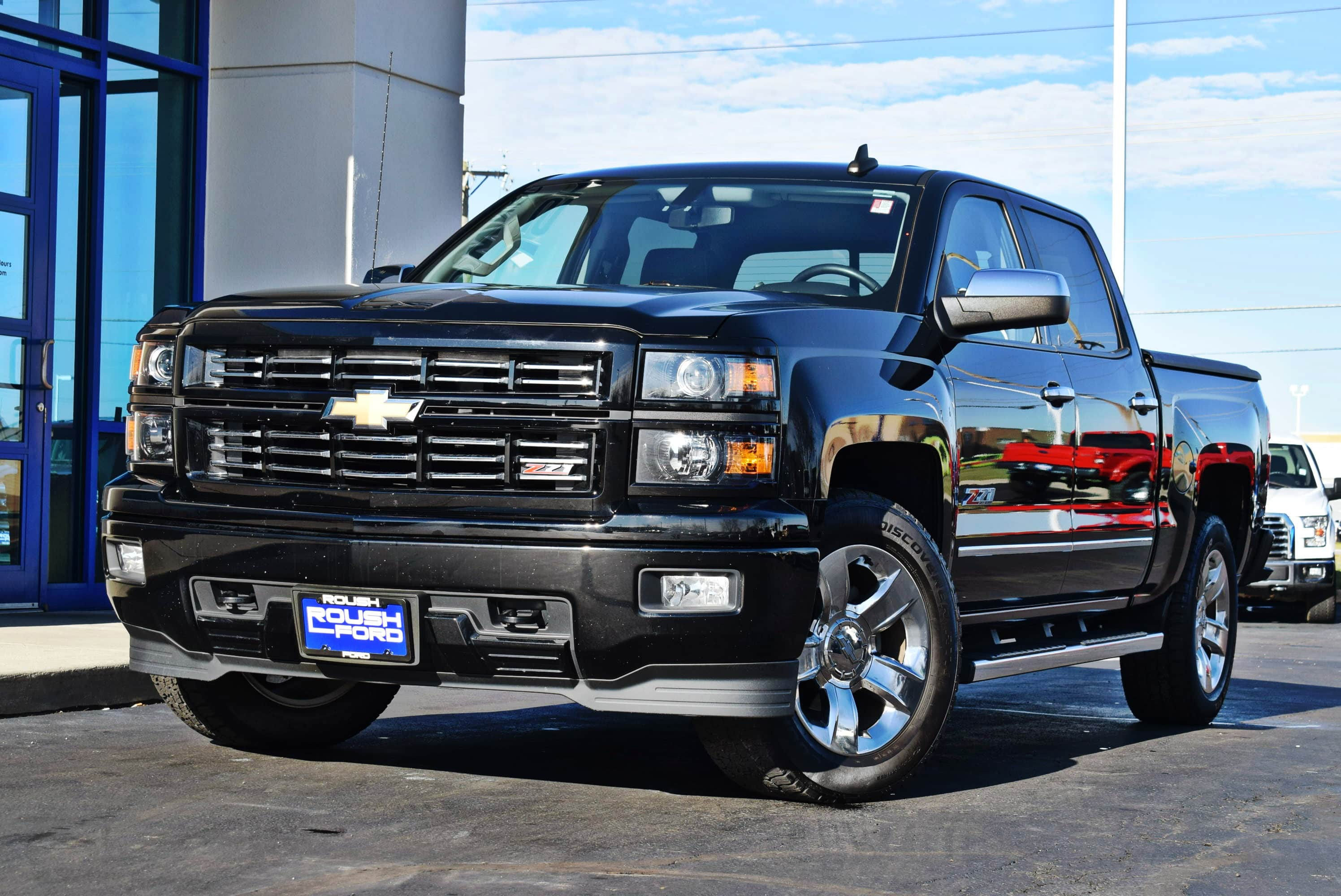 2015 Silverado 1500 Crew Cab 4x4,  Pickup #T18980A - photo 5
