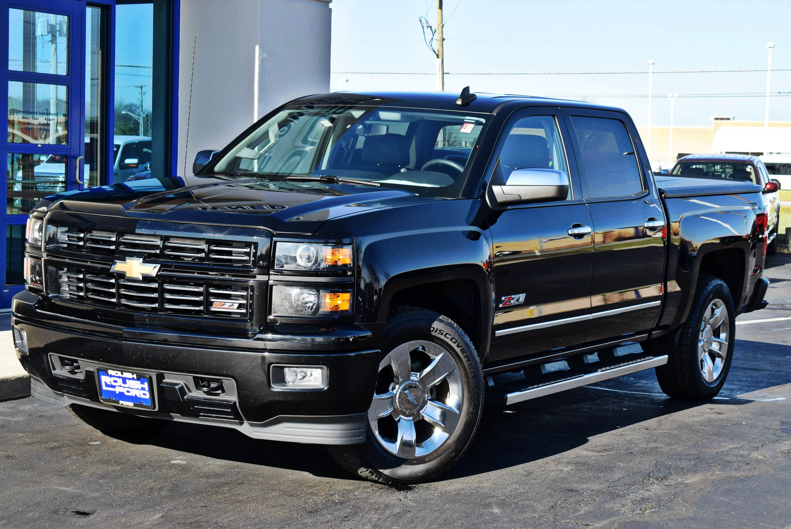 2015 Silverado 1500 Crew Cab 4x4,  Pickup #T18980A - photo 6