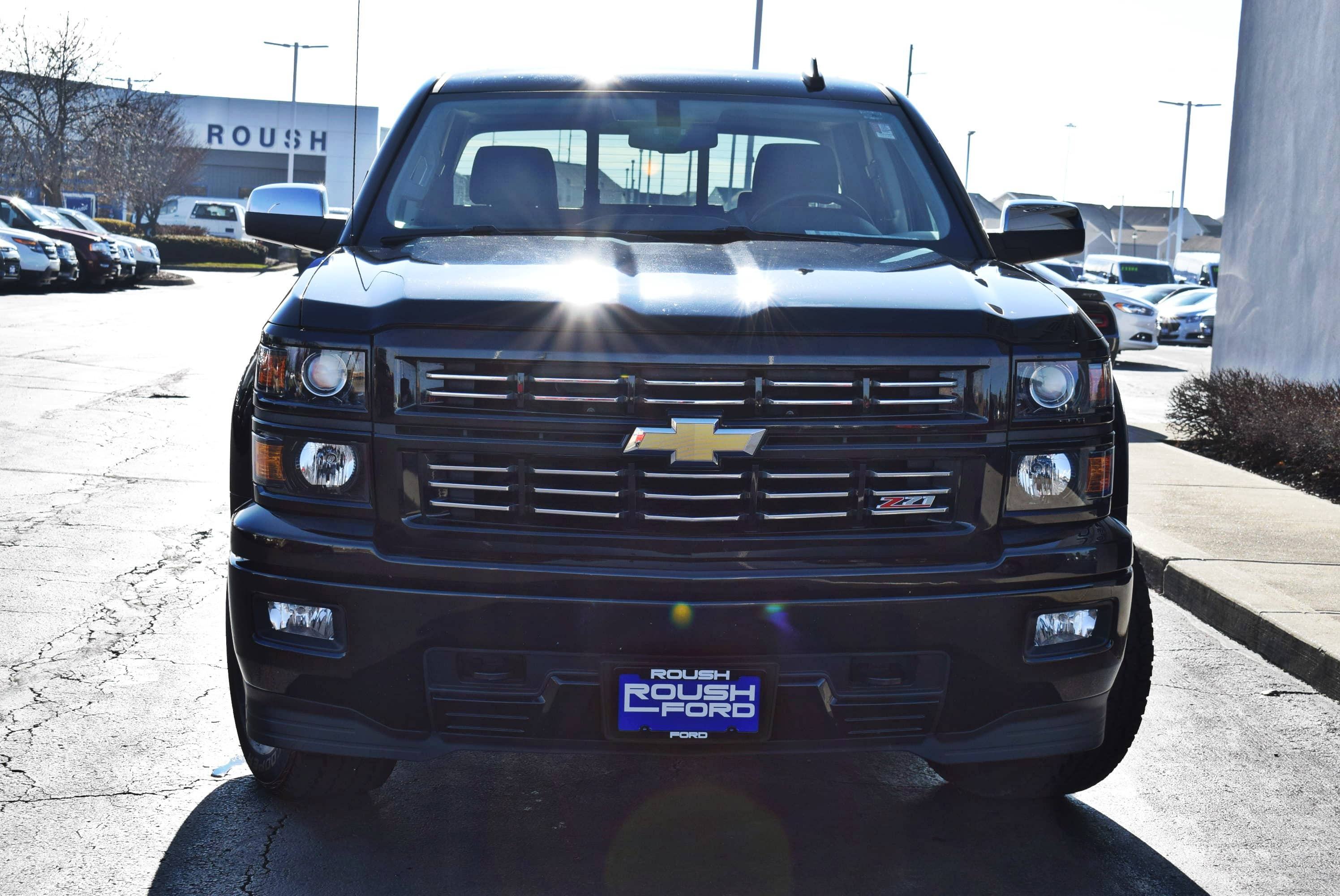 2015 Silverado 1500 Crew Cab 4x4,  Pickup #T18980A - photo 7