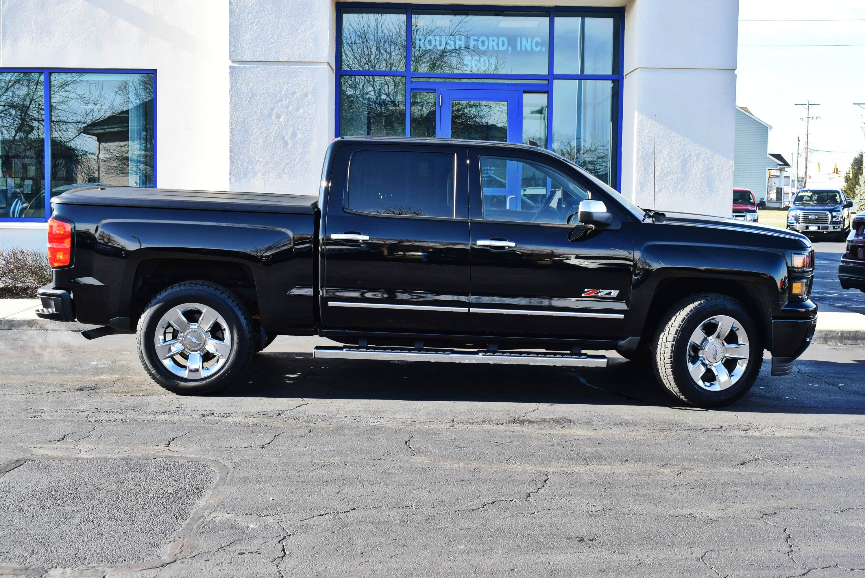 2015 Silverado 1500 Crew Cab 4x4,  Pickup #T18980A - photo 8