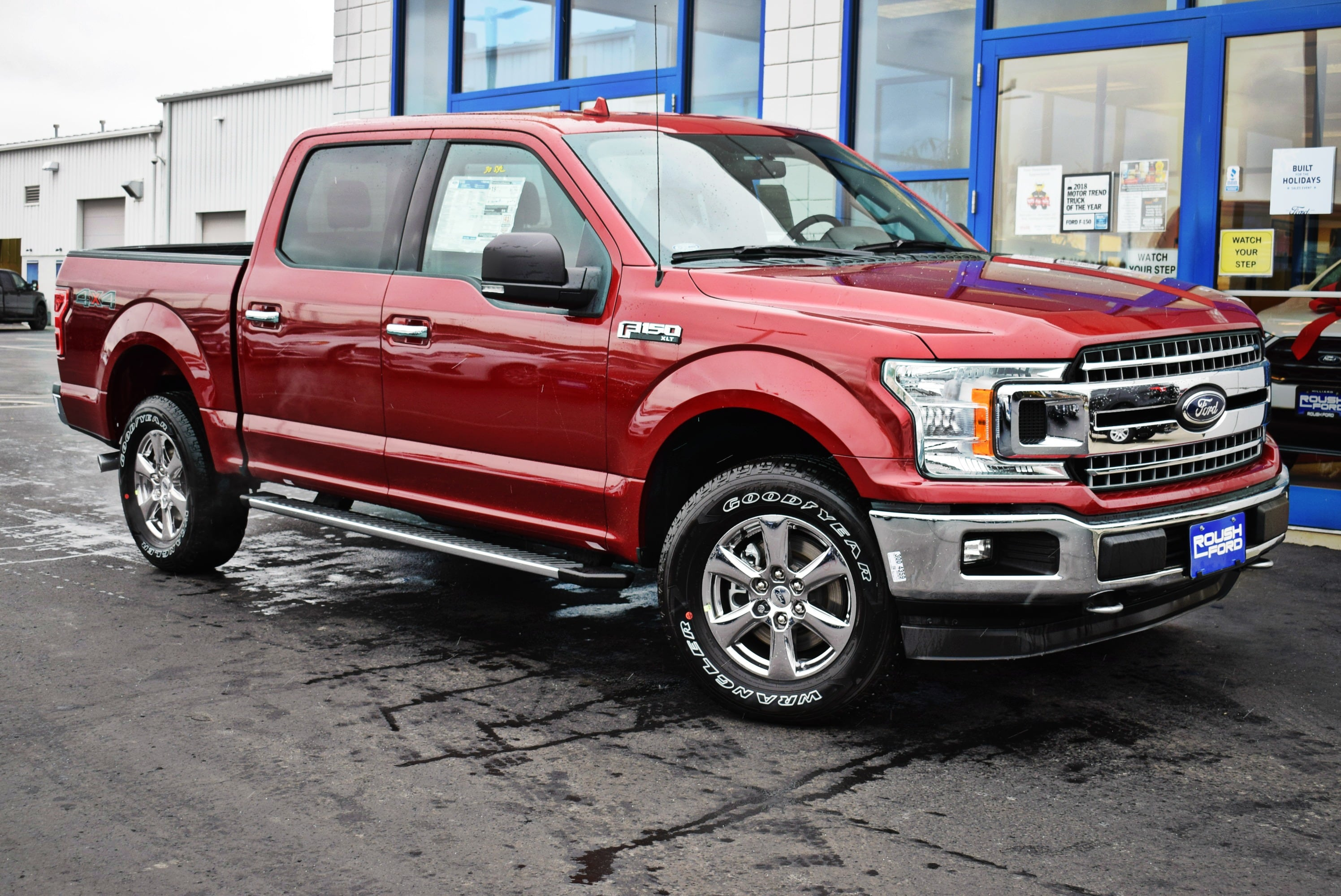 2018 F-150 SuperCrew Cab 4x4,  Pickup #T18996 - photo 3
